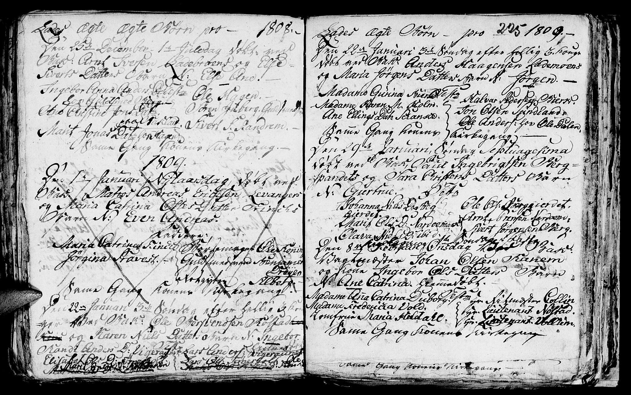 SAT, Ministerialprotokoller, klokkerbøker og fødselsregistre - Sør-Trøndelag, 606/L0305: Klokkerbok nr. 606C01, 1757-1819, s. 225