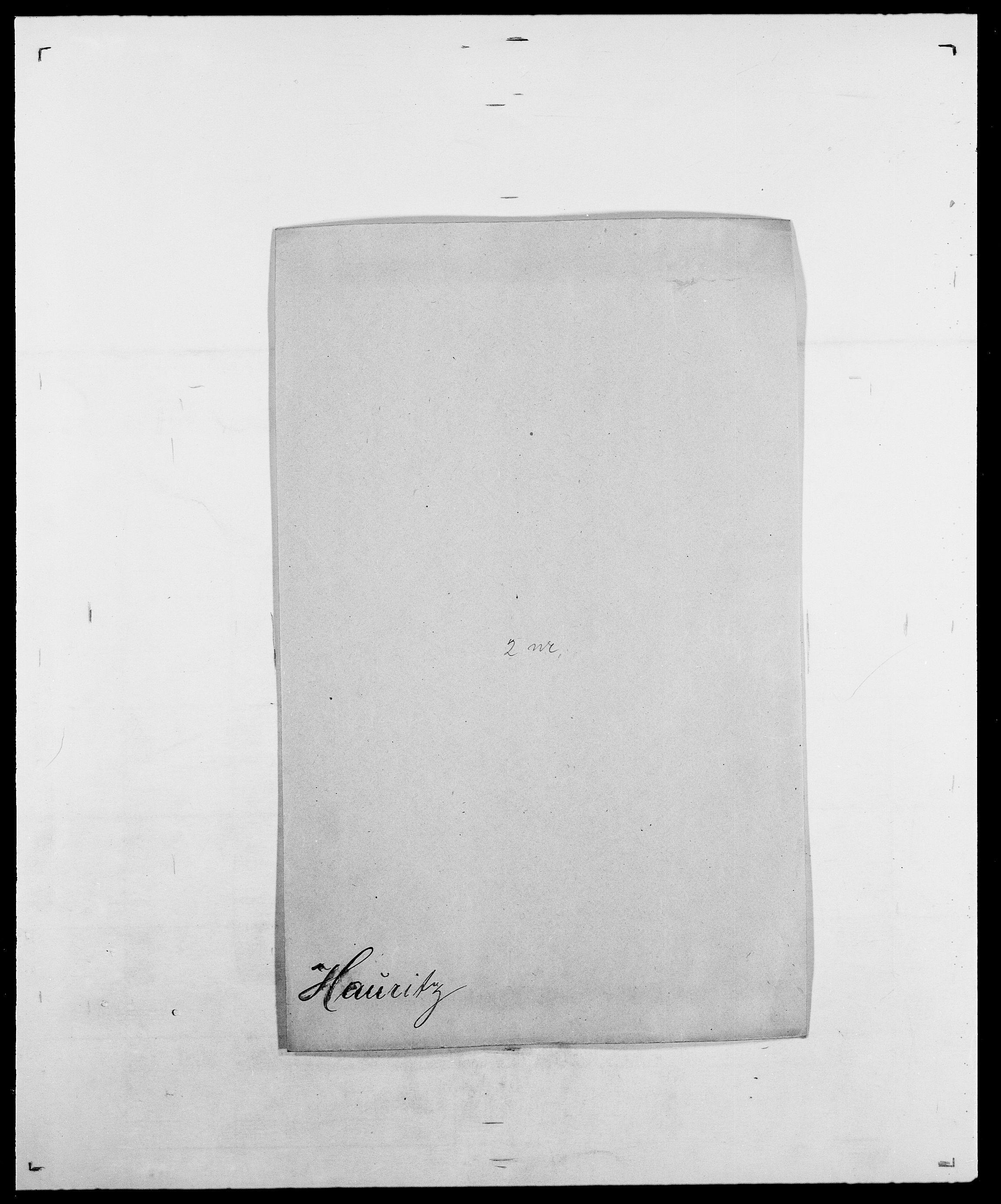 SAO, Delgobe, Charles Antoine - samling, D/Da/L0016: Hamborg - Hektoen, s. 618