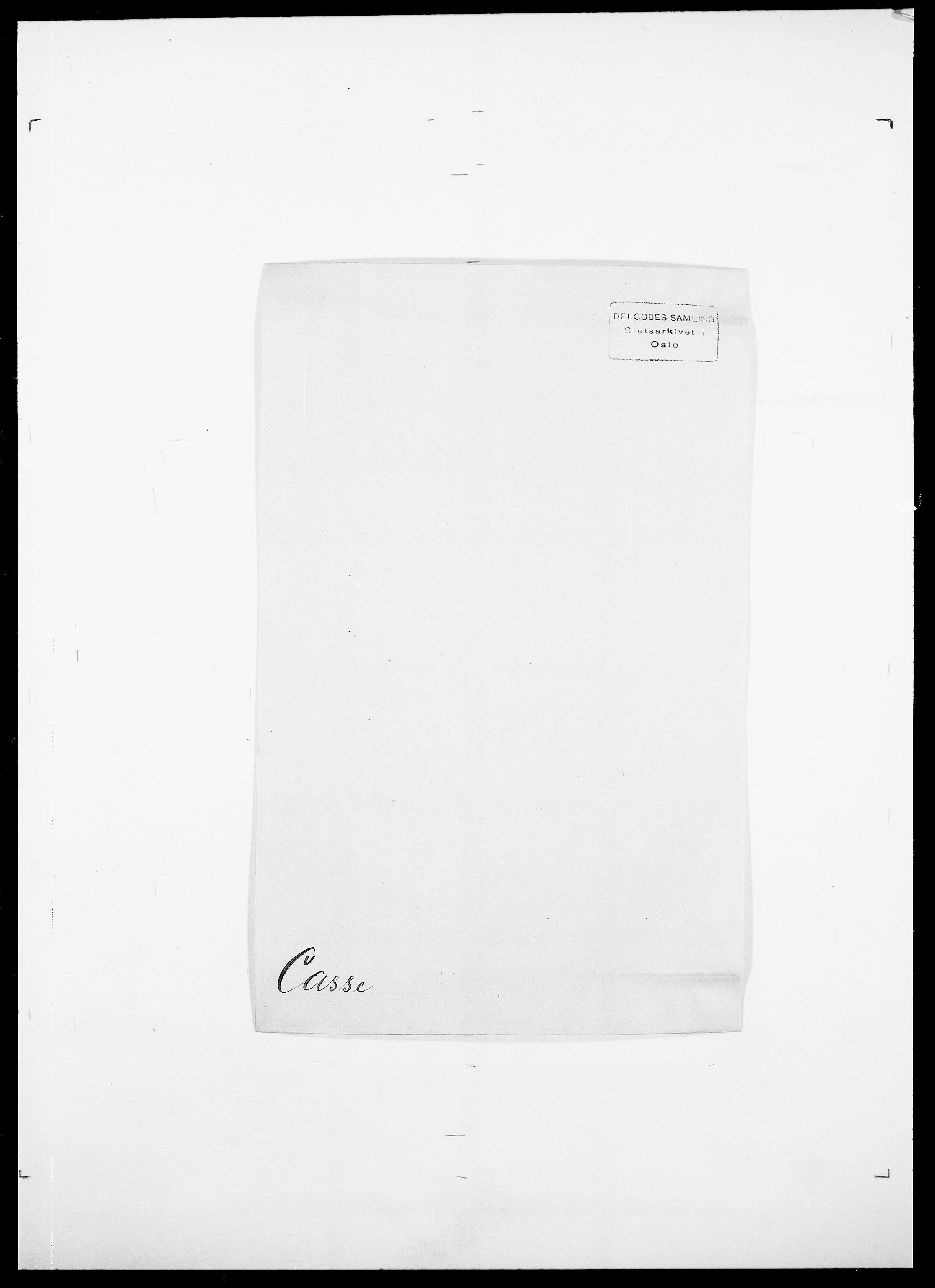 SAO, Delgobe, Charles Antoine - samling, D/Da/L0008: Capjon - Dagenbolt, s. 127