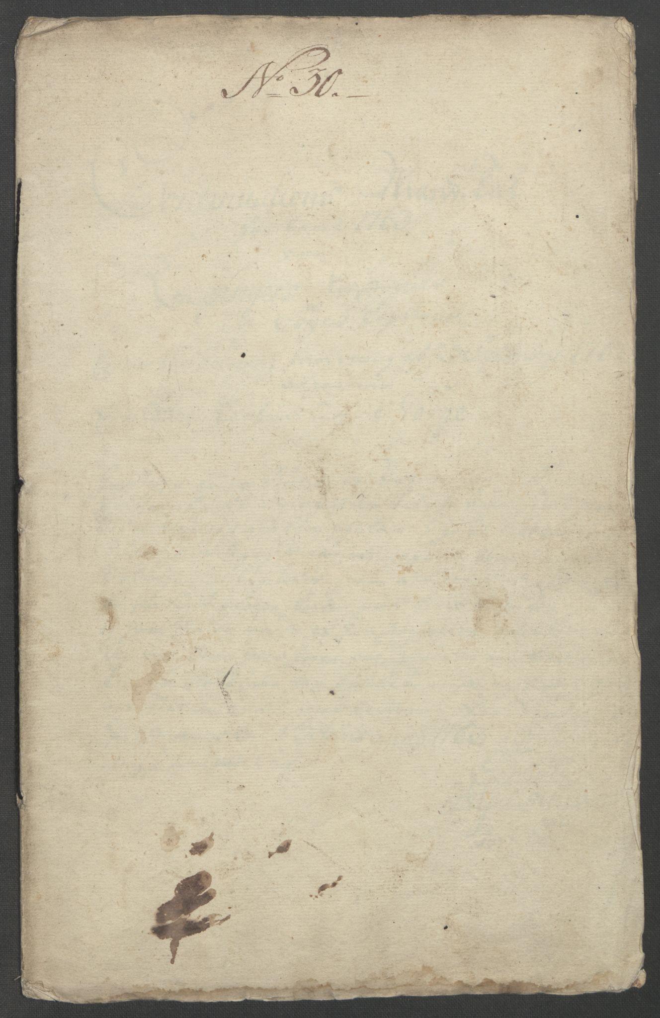 RA, Rentekammeret inntil 1814, Reviderte regnskaper, Fogderegnskap, R52/L3418: Ekstraskatten Sogn, 1762-1769, s. 244