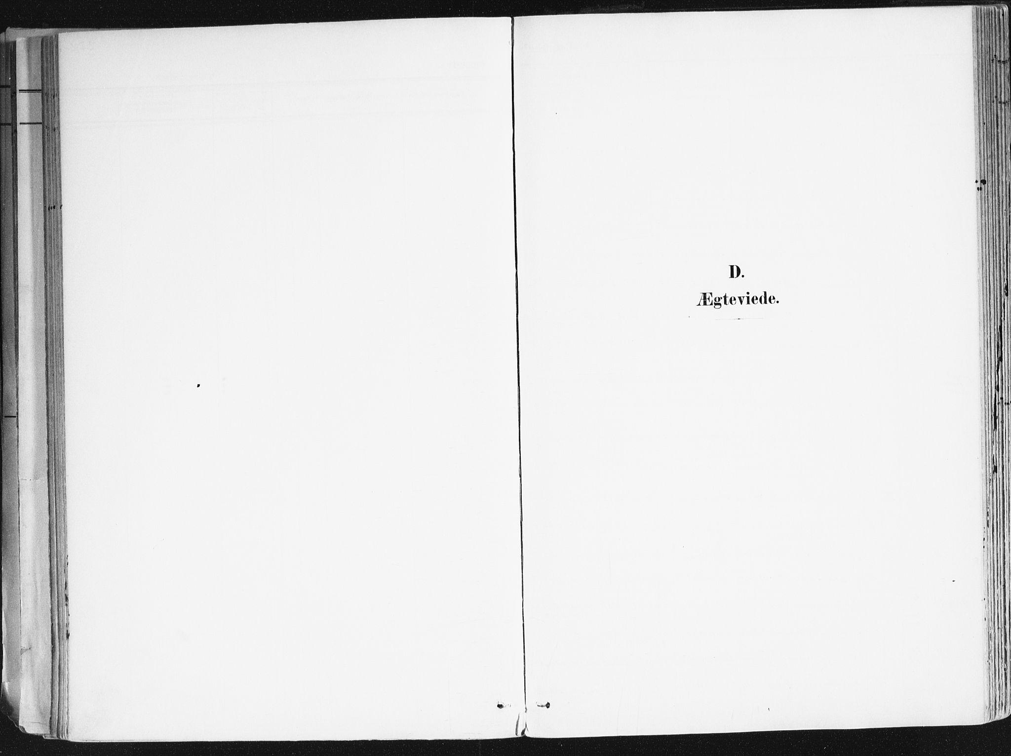 SAK, Arendal sokneprestkontor, Trefoldighet, F/Fa/L0010: Ministerialbok nr. A 10, 1900-1919