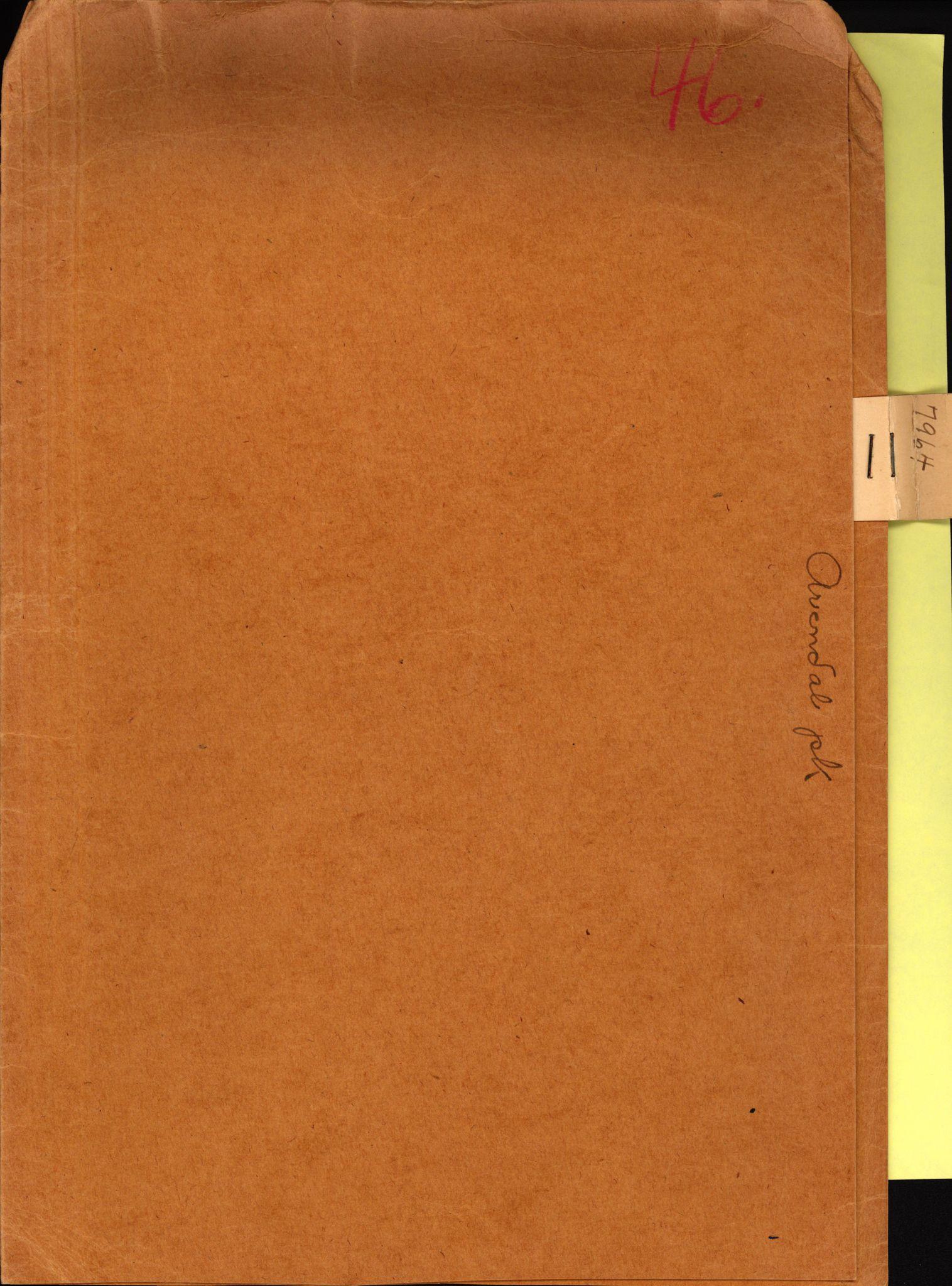 RA, Landssvikarkivet, Arendal politikammer, D/Dc/L0029: Anr. 192/45, 1945-1951, s. 413