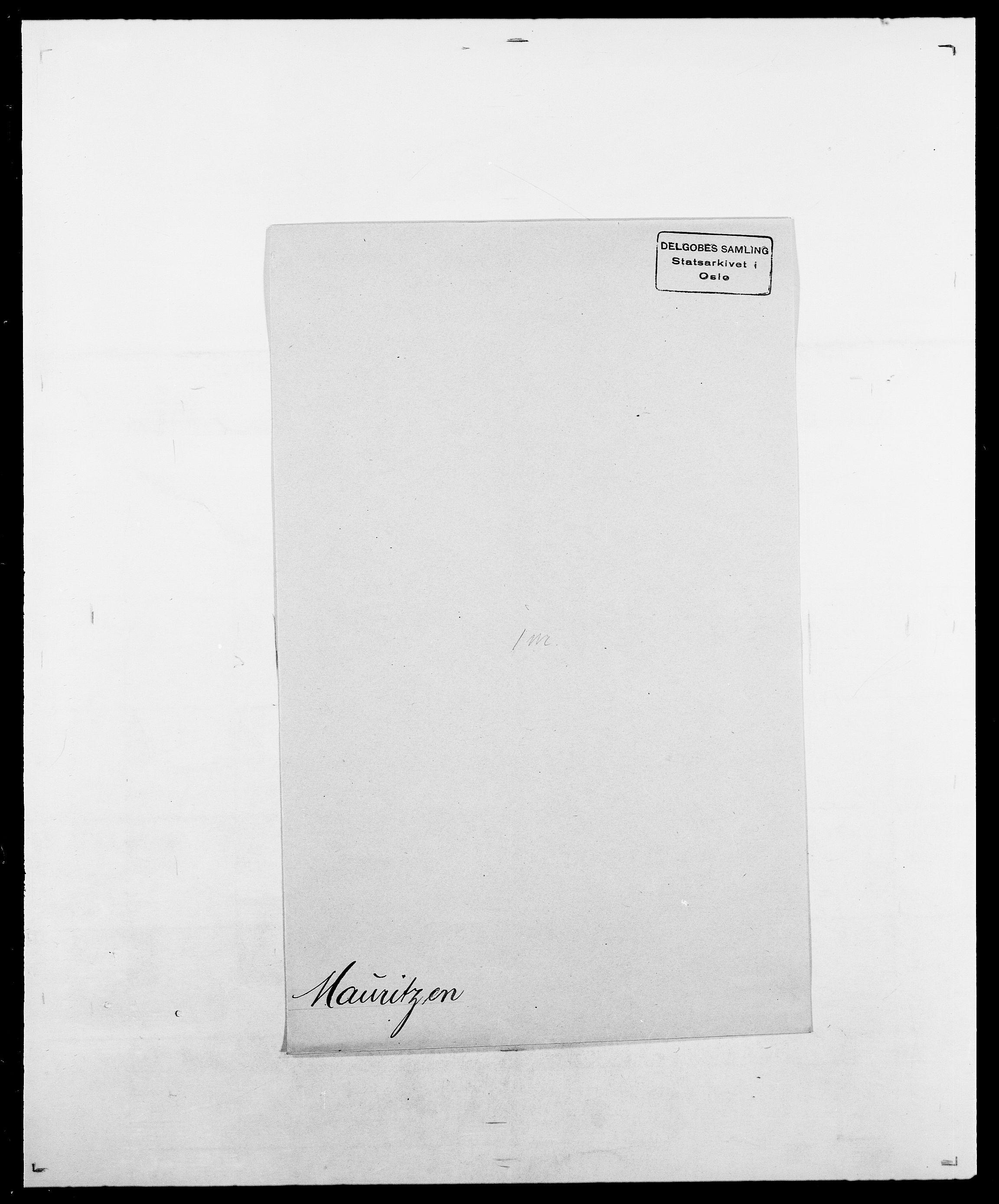 SAO, Delgobe, Charles Antoine - samling, D/Da/L0025: Løberg - Mazar, s. 558