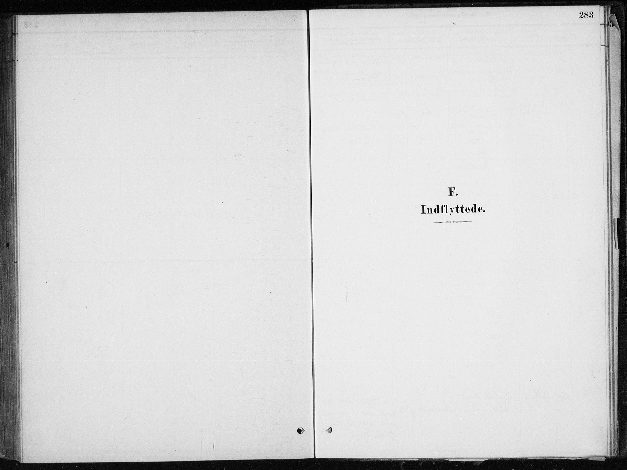SAB, Skånevik Sokneprestembete, H/Haa: Ministerialbok nr. E  1, 1879-1901, s. 283