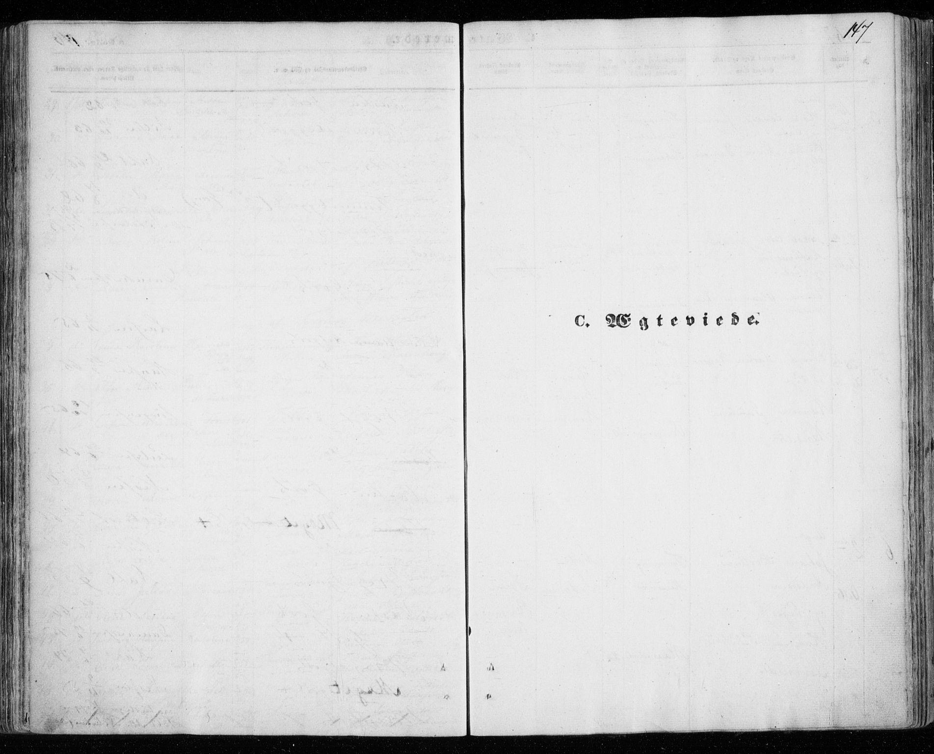 SATØ, Tromsøysund sokneprestkontor, G/Ga/L0002kirke: Ministerialbok nr. 2, 1867-1875, s. 147