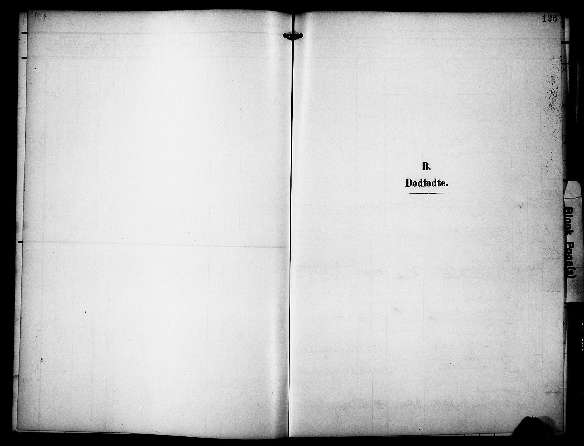 SAH, Dovre prestekontor, Klokkerbok nr. 3, 1907-1929, s. 126
