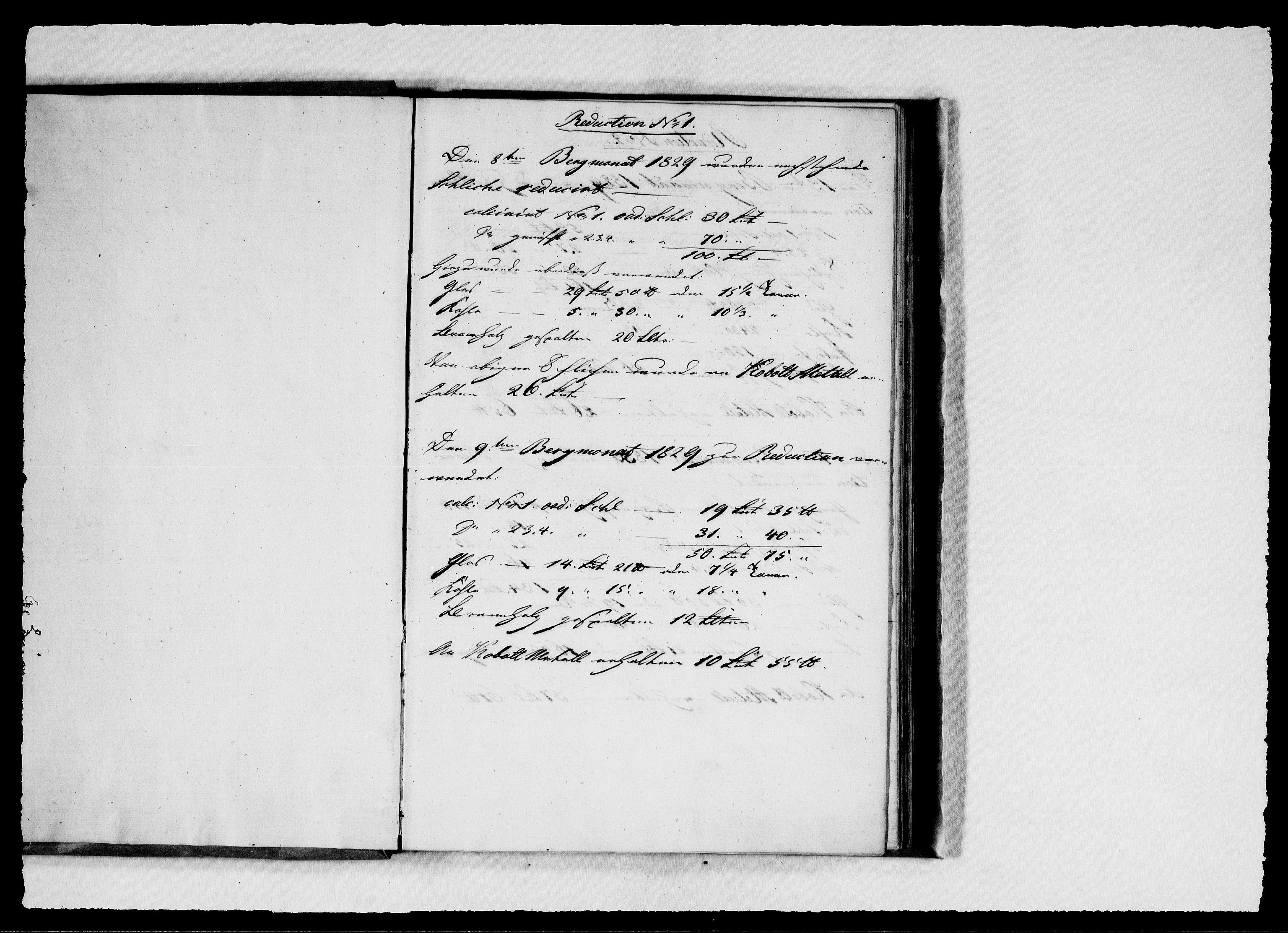 RA, Modums Blaafarveværk, G/Ge/L0313, 1829-1853, s. 2