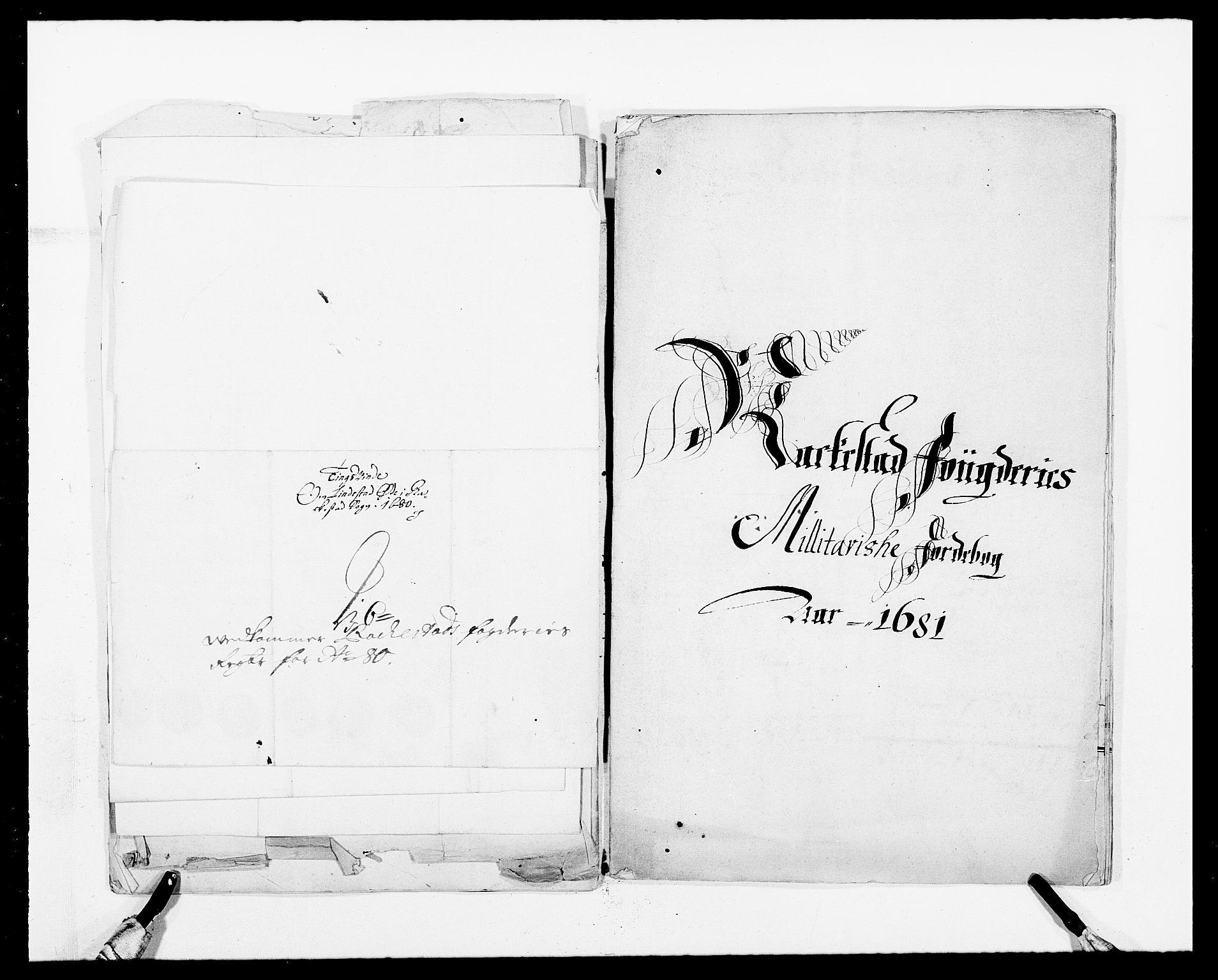RA, Rentekammeret inntil 1814, Reviderte regnskaper, Fogderegnskap, R05/L0272: Fogderegnskap Rakkestad, 1680-1681, s. 421