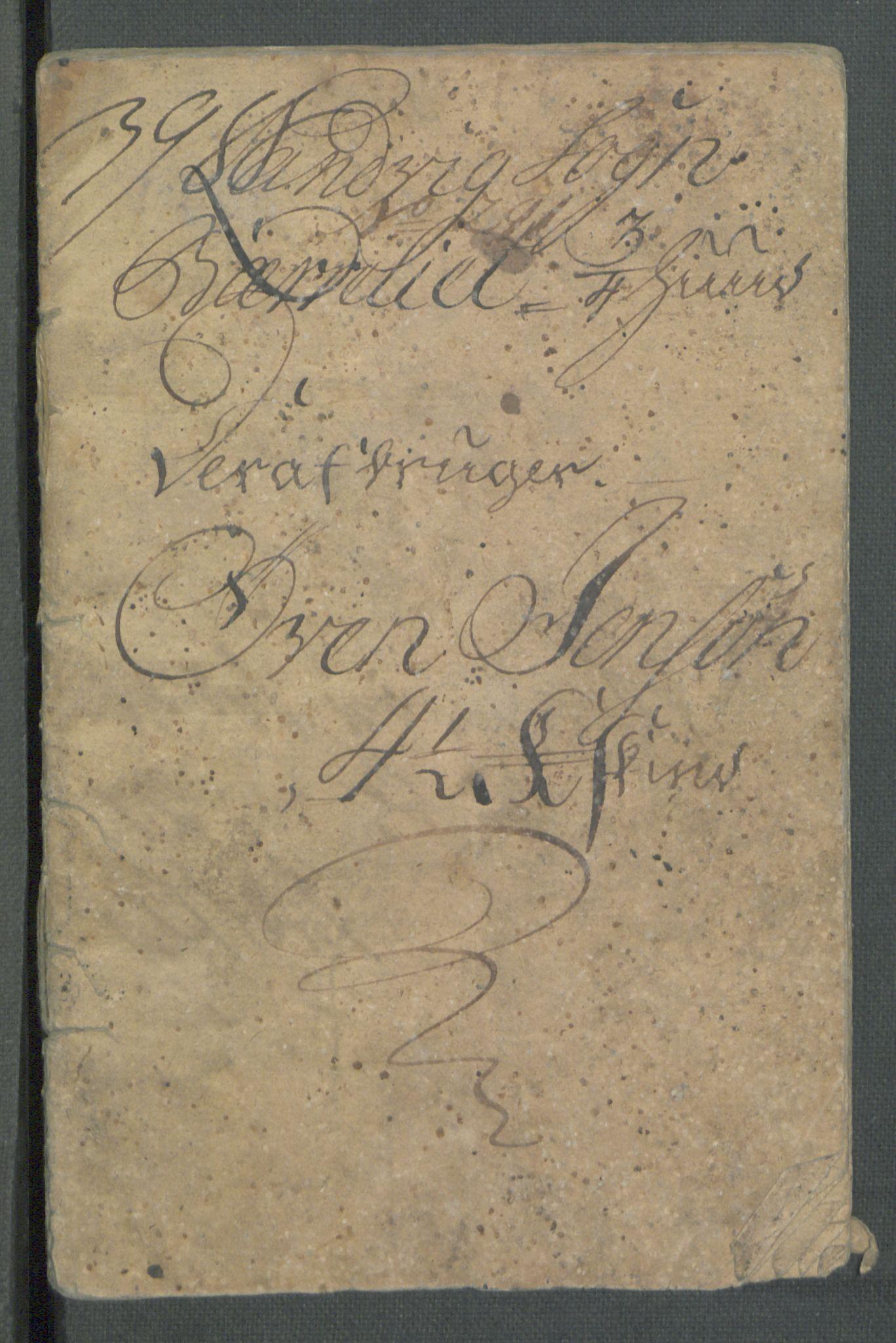 RA, Rentekammeret inntil 1814, Realistisk ordnet avdeling, Od/L0001: Oppløp, 1786-1769, s. 669