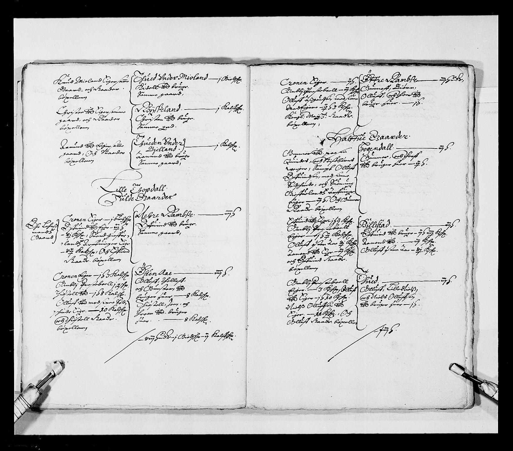 RA, Stattholderembetet 1572-1771, Ek/L0023: Jordebøker 1633-1658:, 1648-1649, s. 13