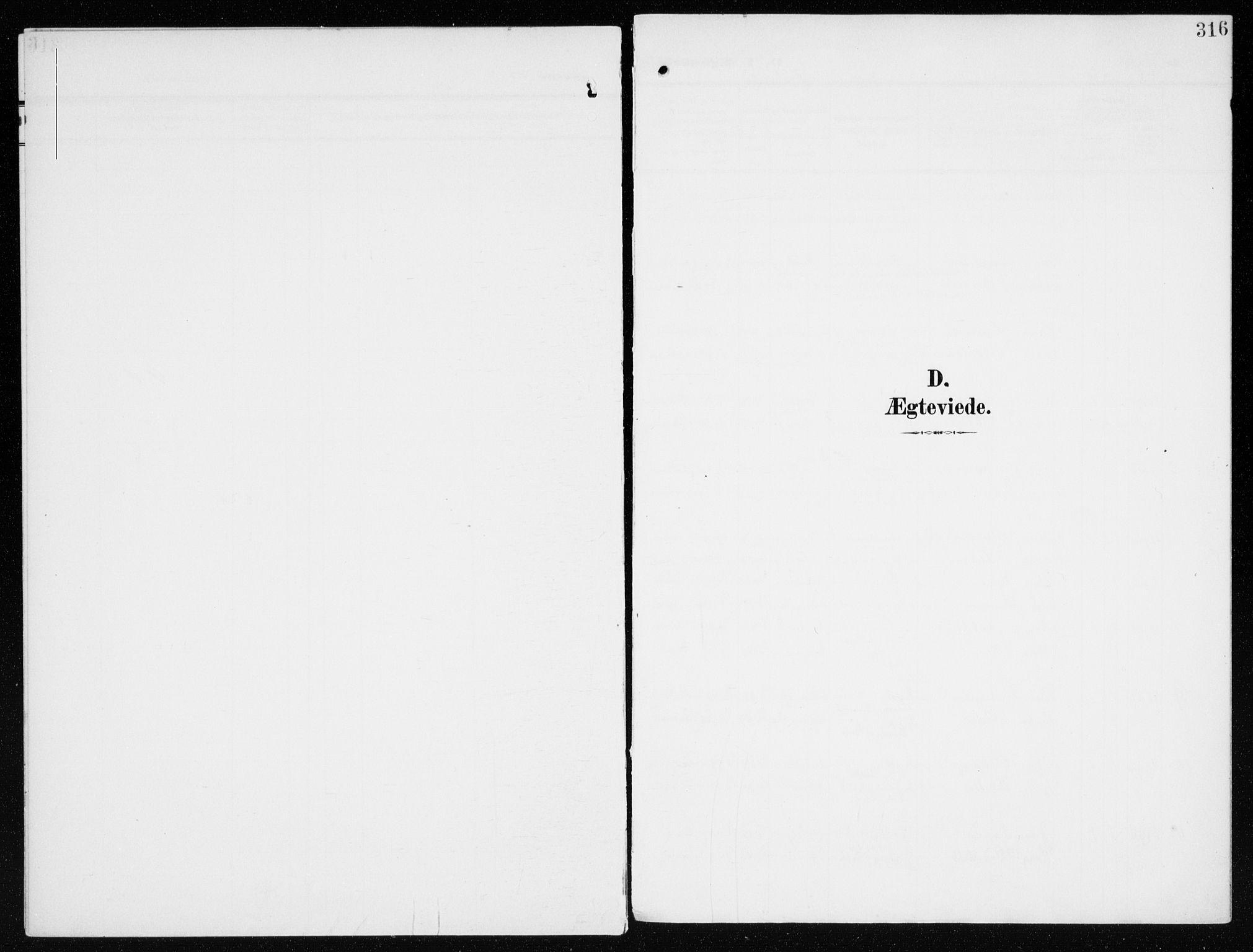 SAH, Furnes sokneprestkontor, K/Ka/L0001: Ministerialbok nr. 1, 1907-1935, s. 316
