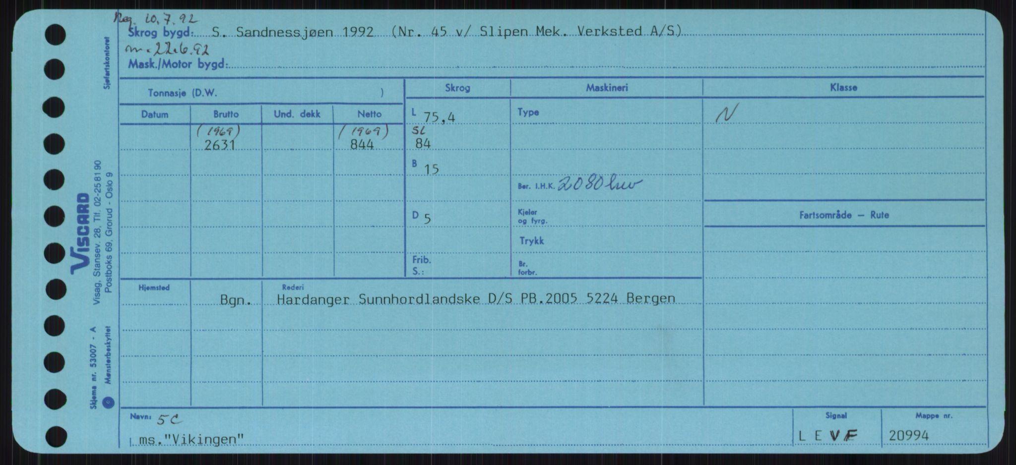 RA, Sjøfartsdirektoratet med forløpere, Skipsmålingen, H/Ha/L0006: Fartøy, Sver-Å, s. 473