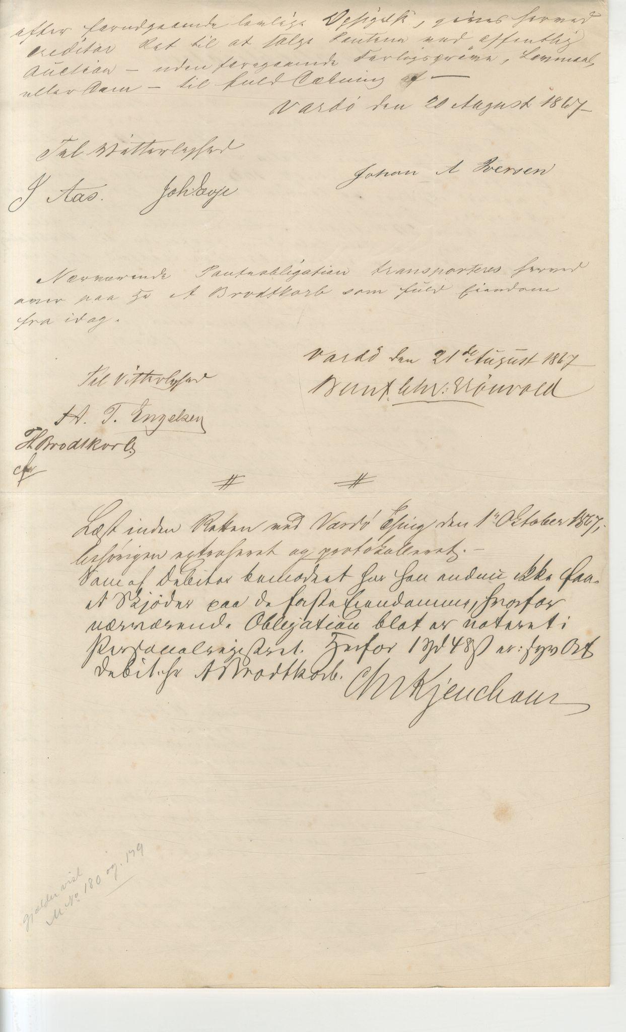 VAMU, Brodtkorb handel A/S, Q/Qb/L0003: Faste eiendommer i Vardø Herred, 1862-1939, s. 259
