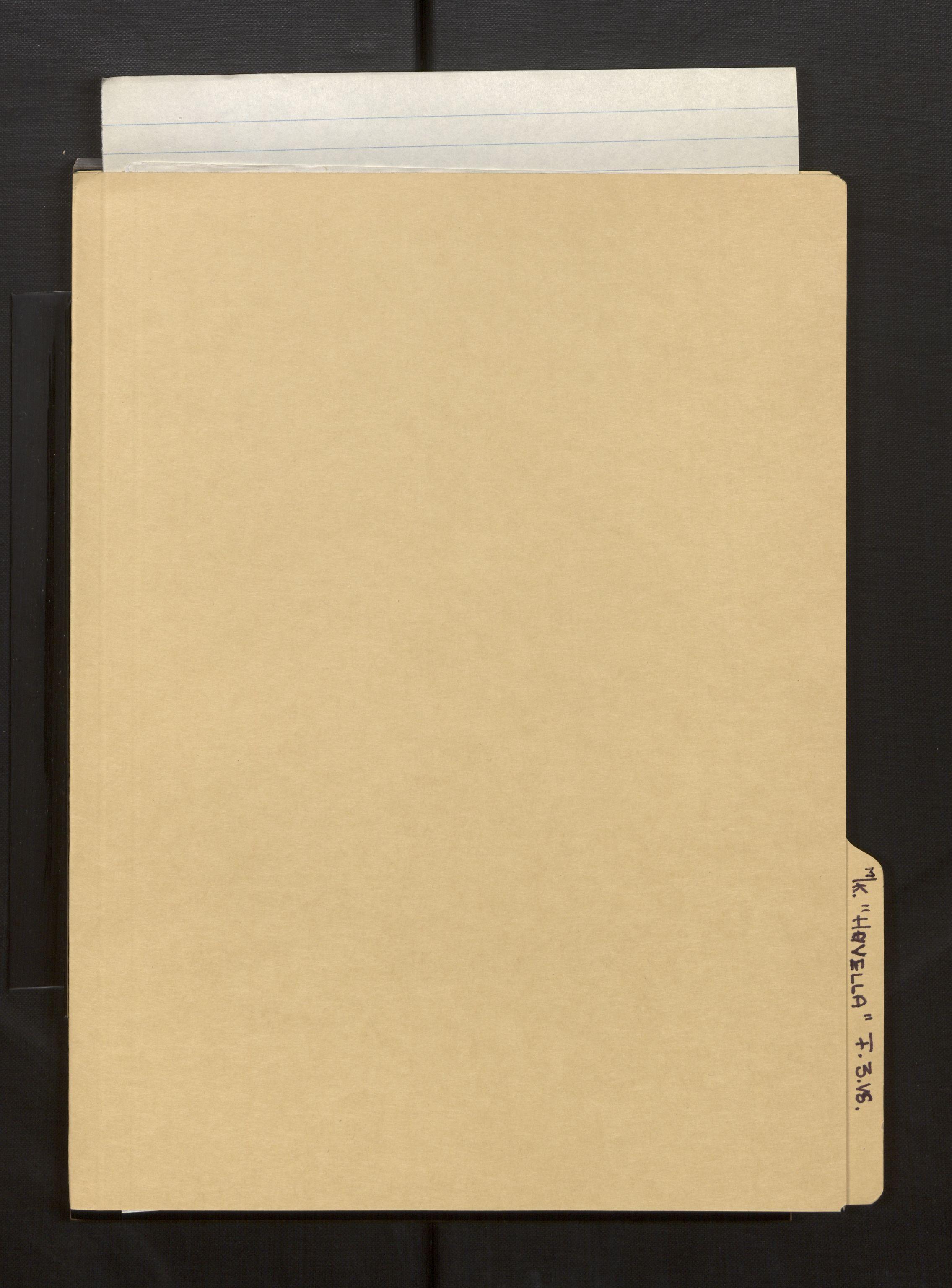 SAB, Fiskeridirektoratet - 1 Adm. ledelse - 13 Båtkontoret, La/L0042: Statens krigsforsikring for fiskeflåten, 1936-1971, s. 439