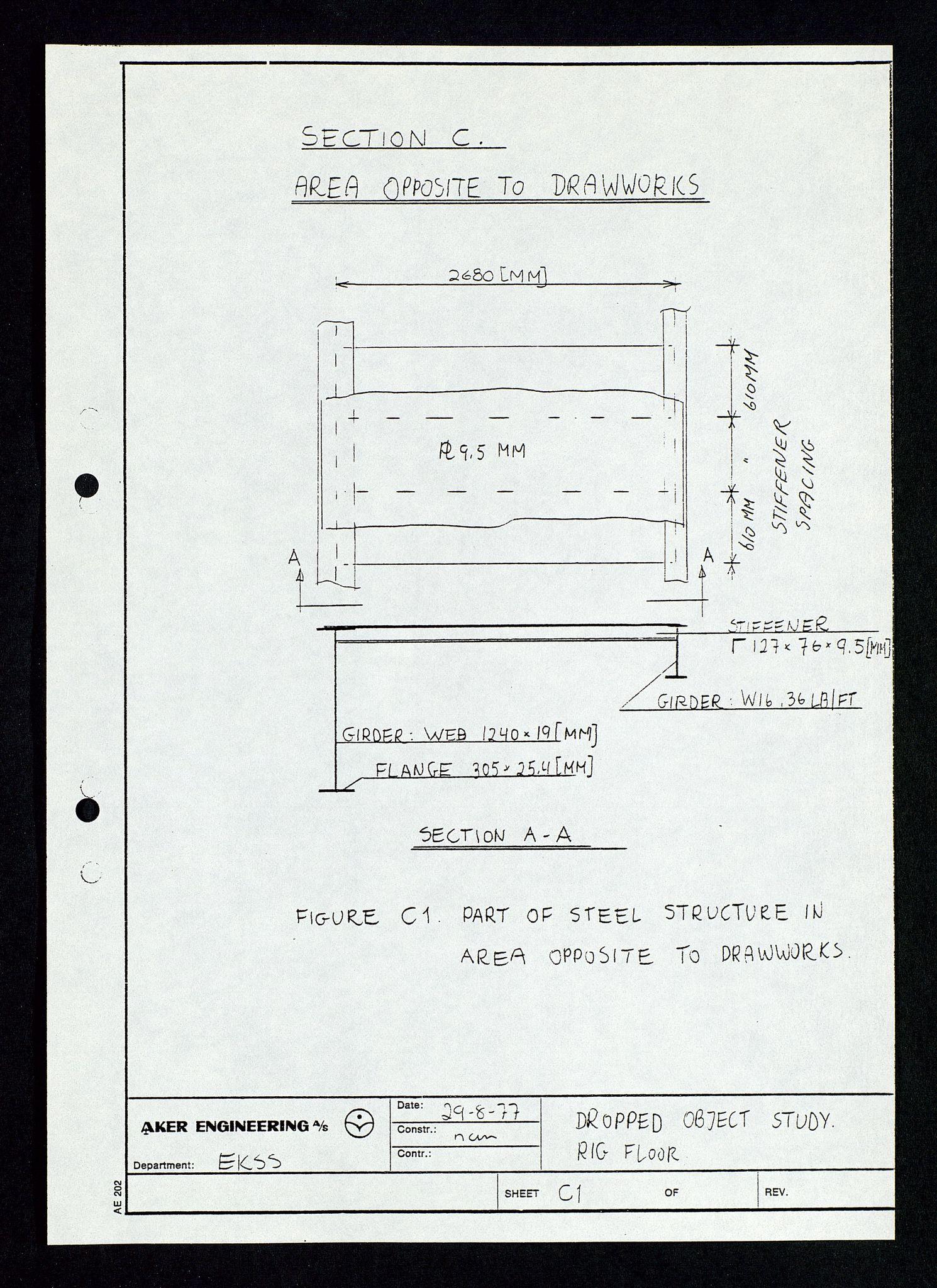 SAST, Pa 1339 - Statoil ASA, D/Dm/L0348: Gravitasjonsplattform betong, 1975-1978, s. 146