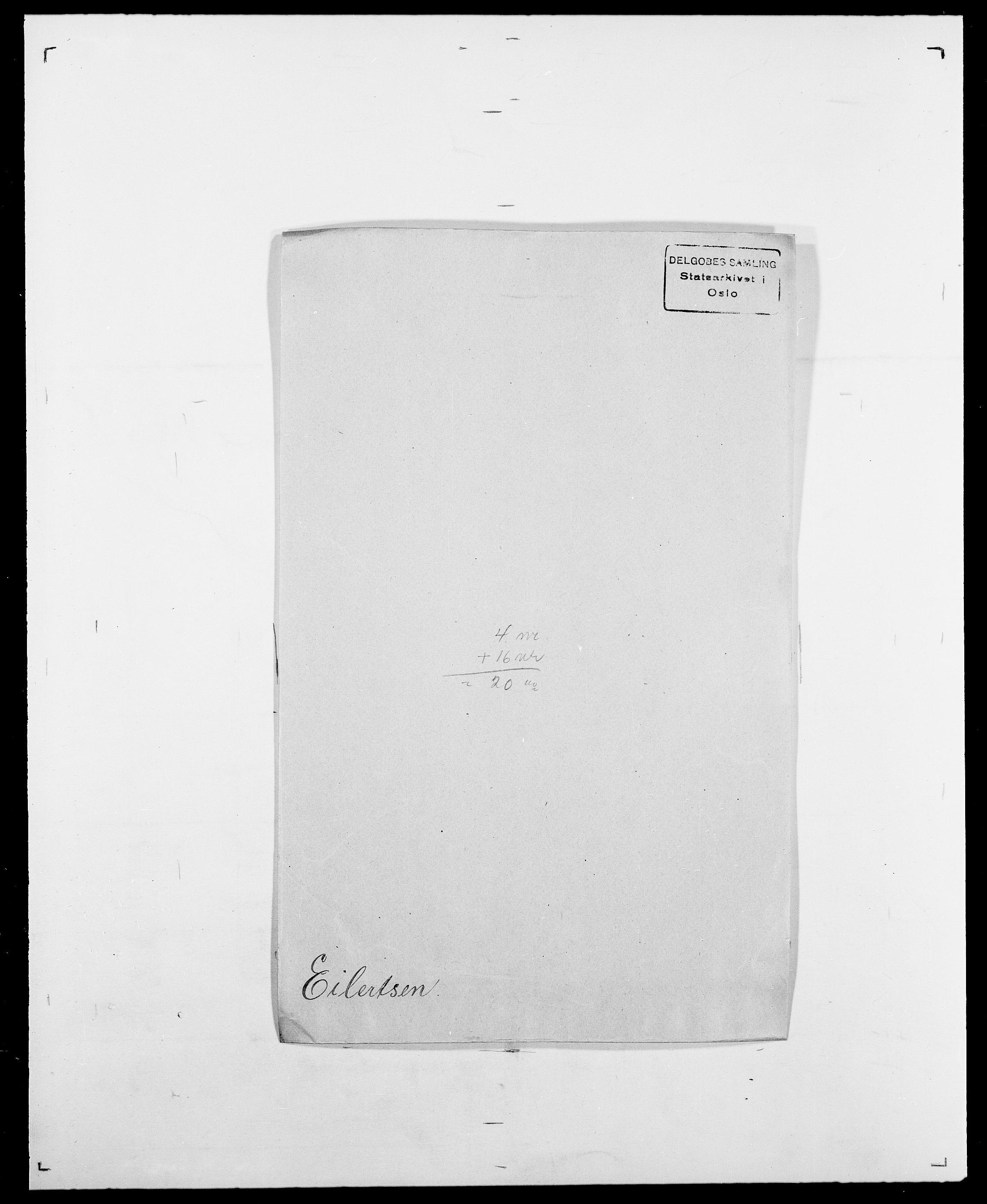 SAO, Delgobe, Charles Antoine - samling, D/Da/L0010: Dürendahl - Fagelund, s. 295
