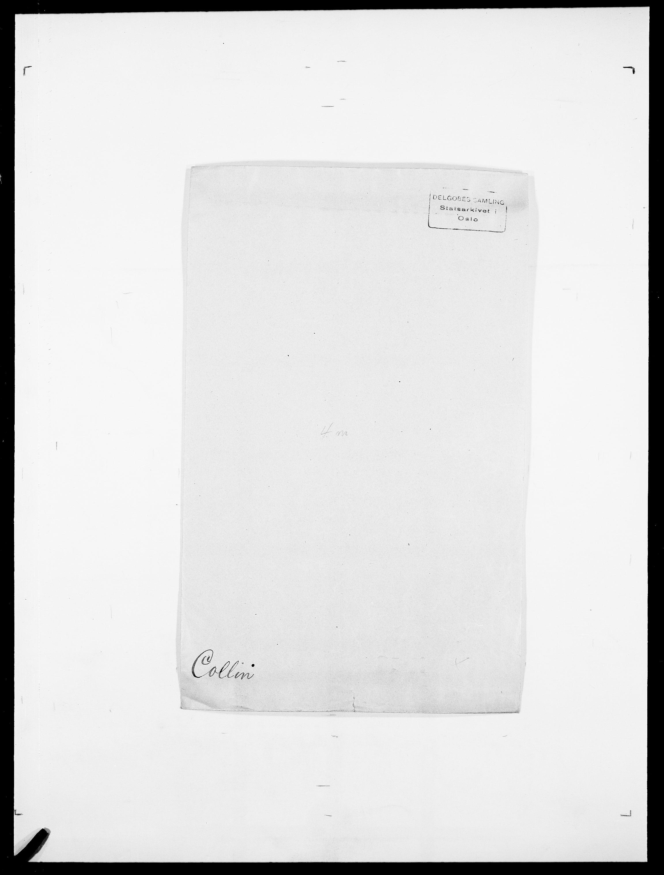 SAO, Delgobe, Charles Antoine - samling, D/Da/L0008: Capjon - Dagenbolt, s. 475