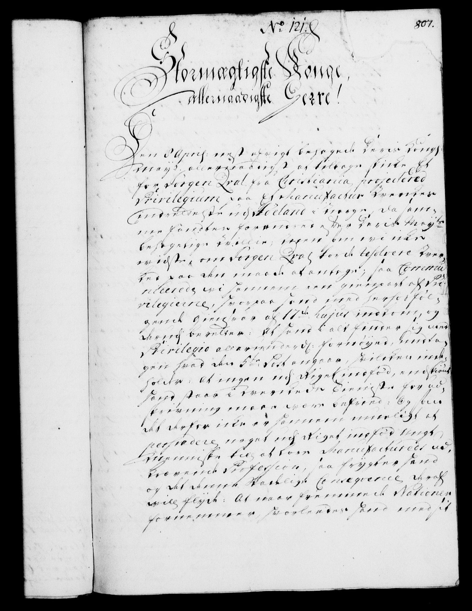 RA, Rentekammeret, Kammerkanselliet, G/Gf/Gfa/L0002: Norsk relasjons- og resolusjonsprotokoll (merket RK 52.2), 1720, s. 773