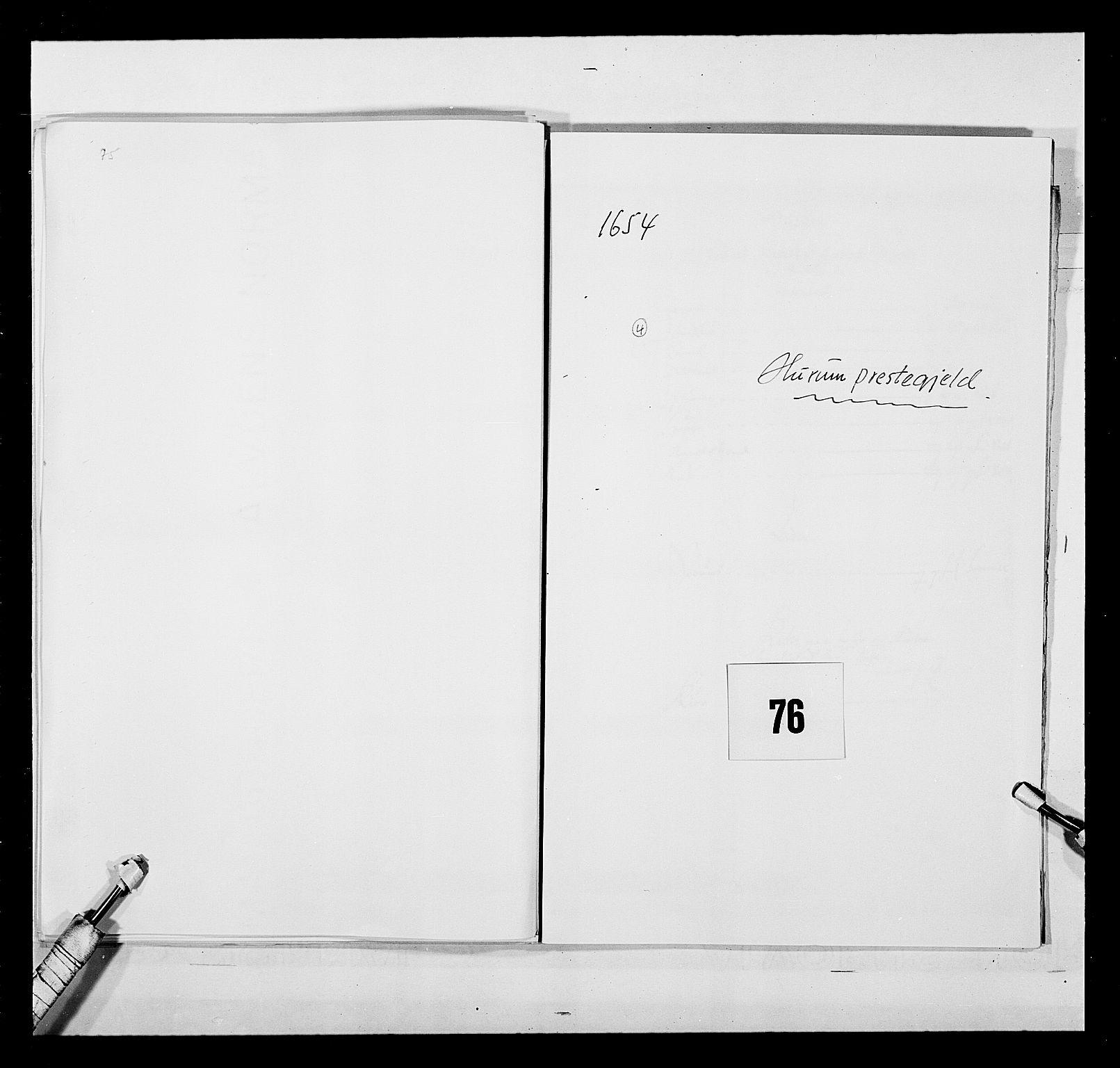RA, Stattholderembetet 1572-1771, Ek/L0030: Jordebøker 1633-1658:, 1654, s. 351