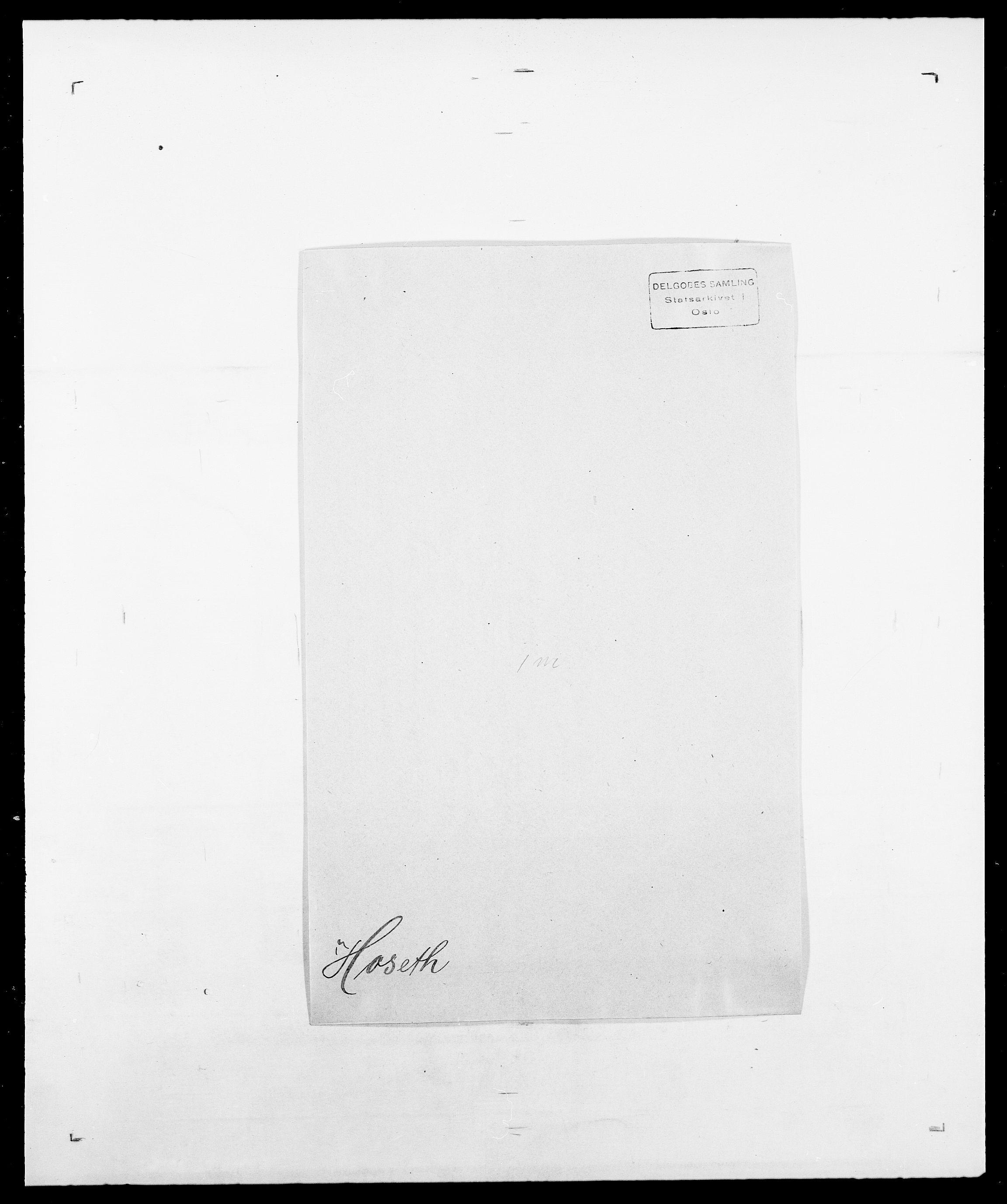 SAO, Delgobe, Charles Antoine - samling, D/Da/L0018: Hoch - Howert, s. 998