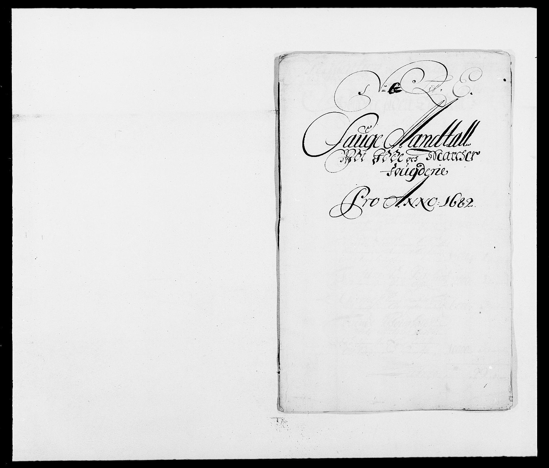 RA, Rentekammeret inntil 1814, Reviderte regnskaper, Fogderegnskap, R01/L0004: Fogderegnskap Idd og Marker , 1682-1683, s. 114