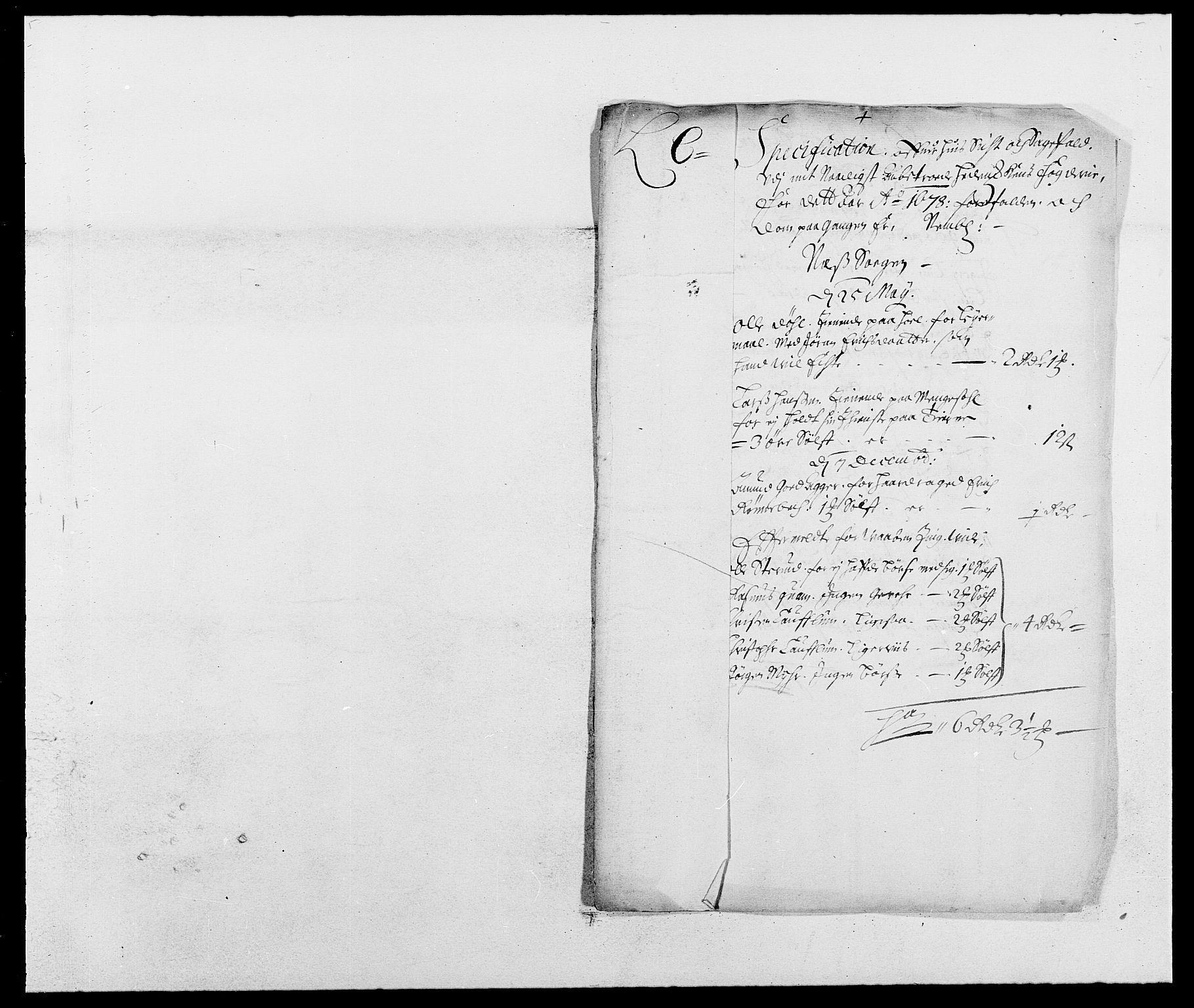 RA, Rentekammeret inntil 1814, Reviderte regnskaper, Fogderegnskap, R16/L1017: Fogderegnskap Hedmark, 1678-1679, s. 185