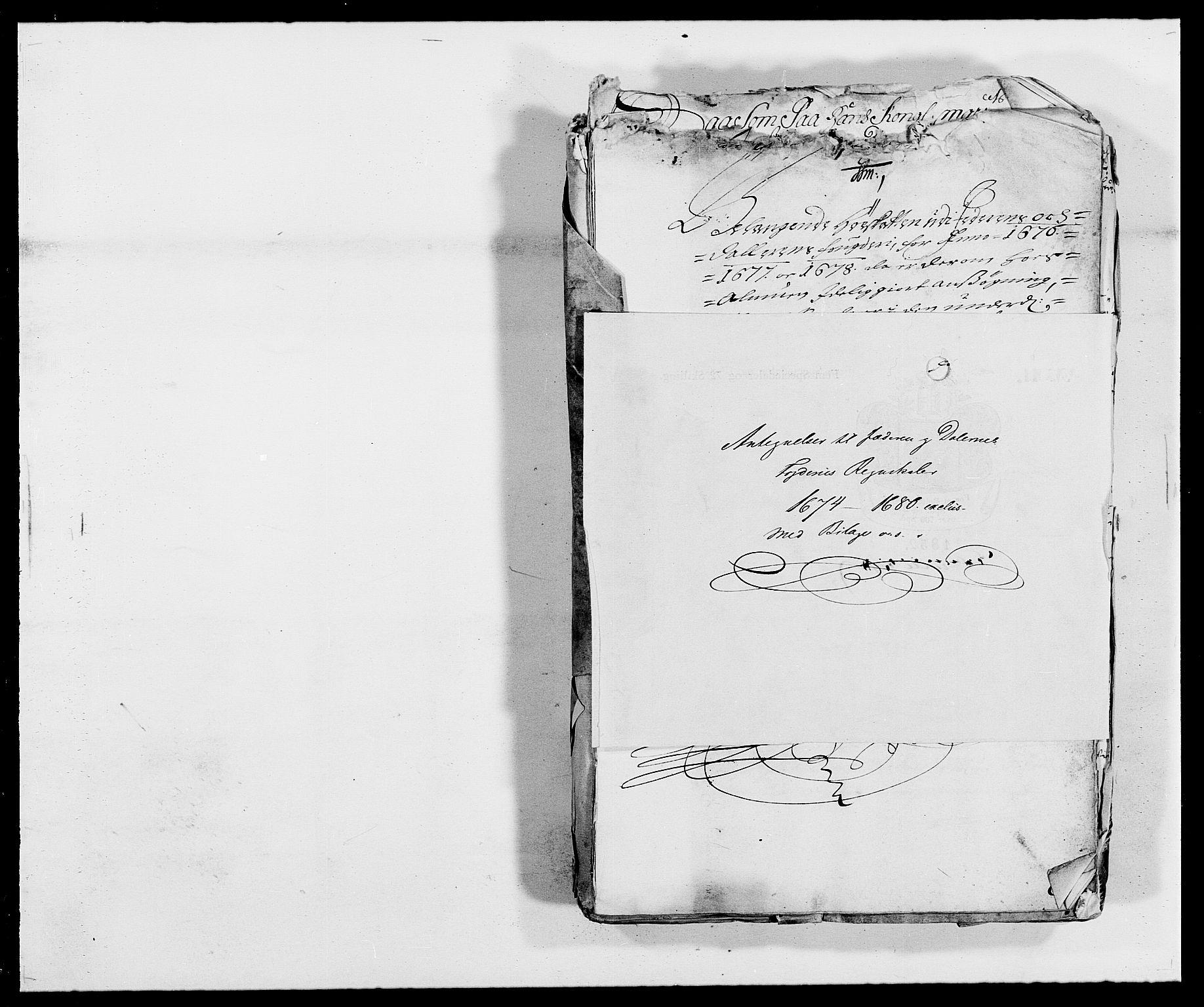 RA, Rentekammeret inntil 1814, Reviderte regnskaper, Fogderegnskap, R46/L2720: Fogderegnskap Jæren og Dalane, 1679, s. 10