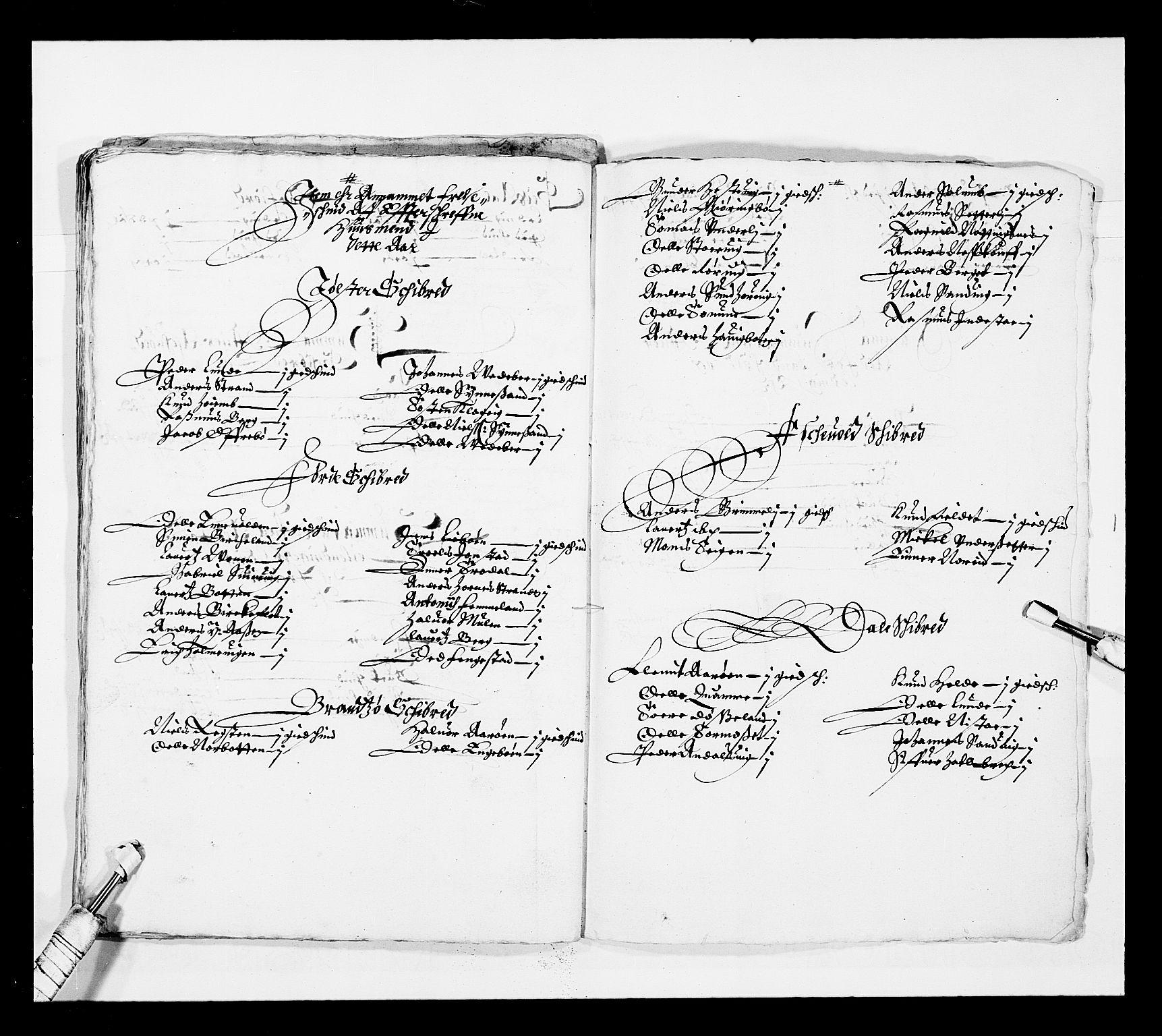 RA, Stattholderembetet 1572-1771, Ek/L0025: Jordebøker 1633-1658:, 1645-1646, s. 180