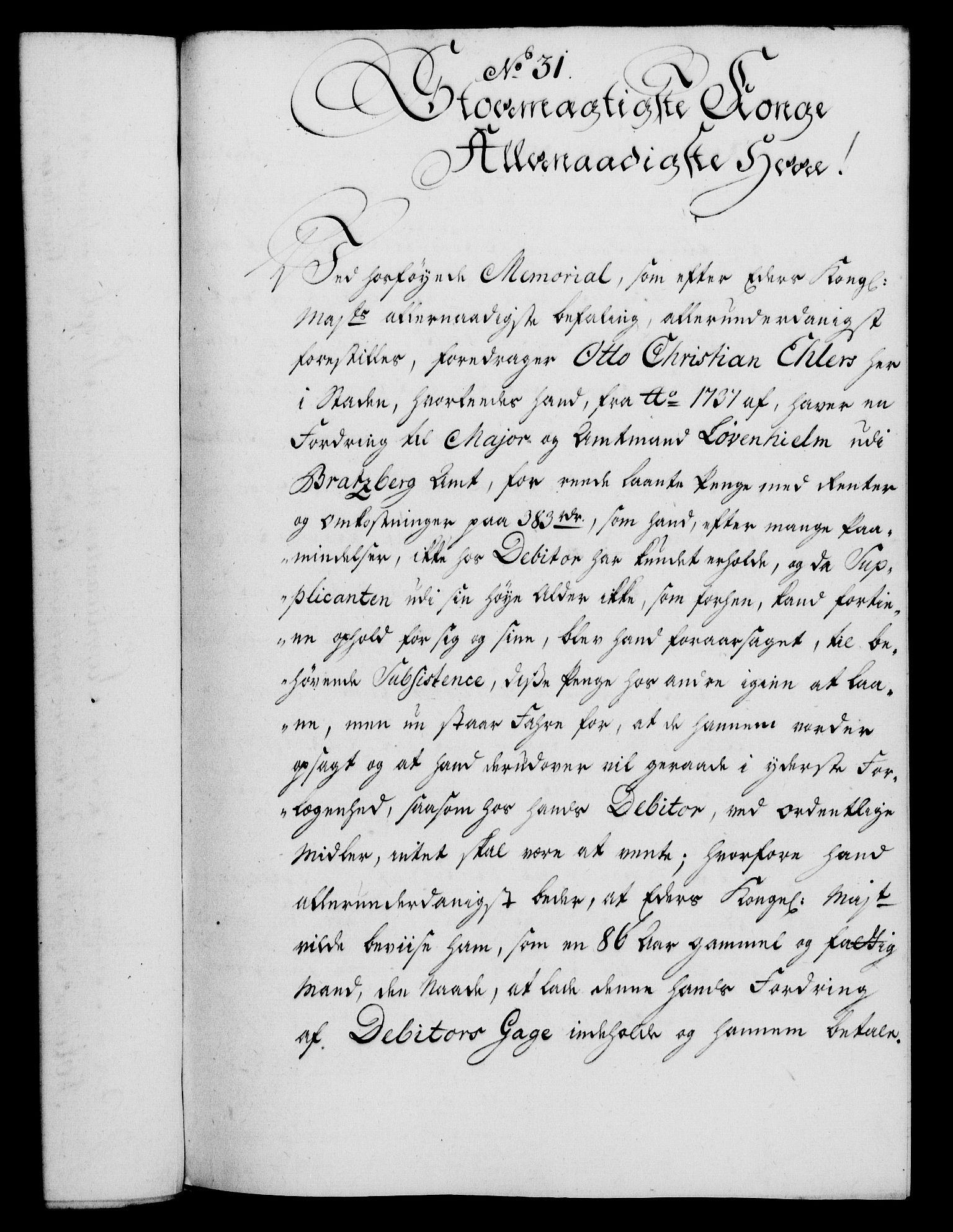RA, Rentekammeret, Kammerkanselliet, G/Gf/Gfa/L0037: Norsk relasjons- og resolusjonsprotokoll (merket RK 52.37), 1755, s. 194