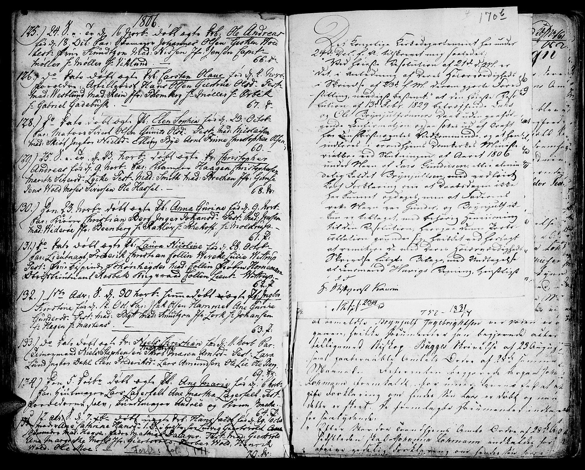 SAT, Ministerialprotokoller, klokkerbøker og fødselsregistre - Sør-Trøndelag, 601/L0039: Ministerialbok nr. 601A07, 1770-1819, s. 170b