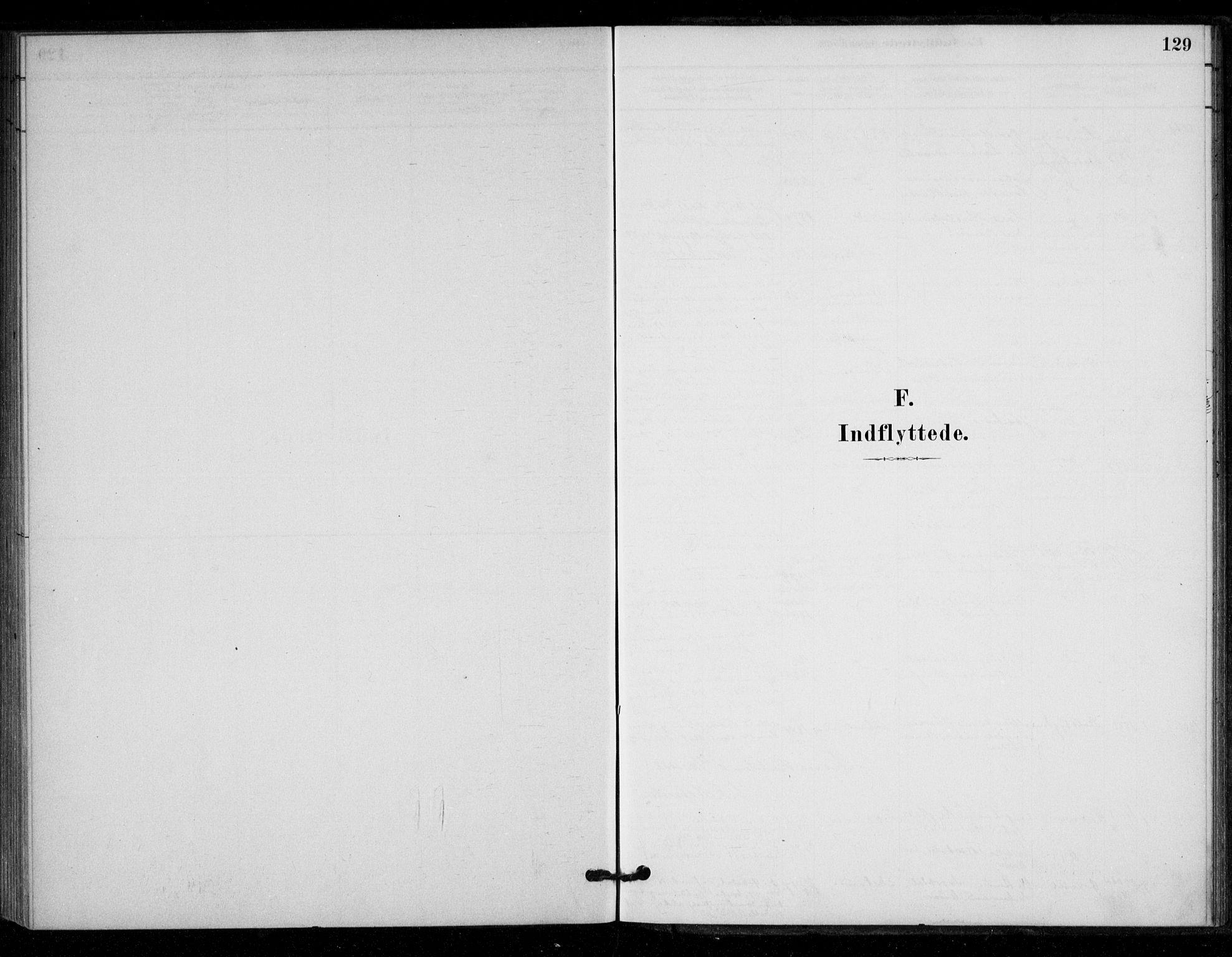 SAT, Ministerialprotokoller, klokkerbøker og fødselsregistre - Sør-Trøndelag, 670/L0836: Ministerialbok nr. 670A01, 1879-1904, s. 129