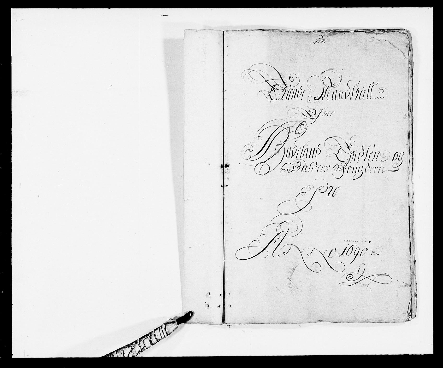 RA, Rentekammeret inntil 1814, Reviderte regnskaper, Fogderegnskap, R18/L1289: Fogderegnskap Hadeland, Toten og Valdres, 1690, s. 18
