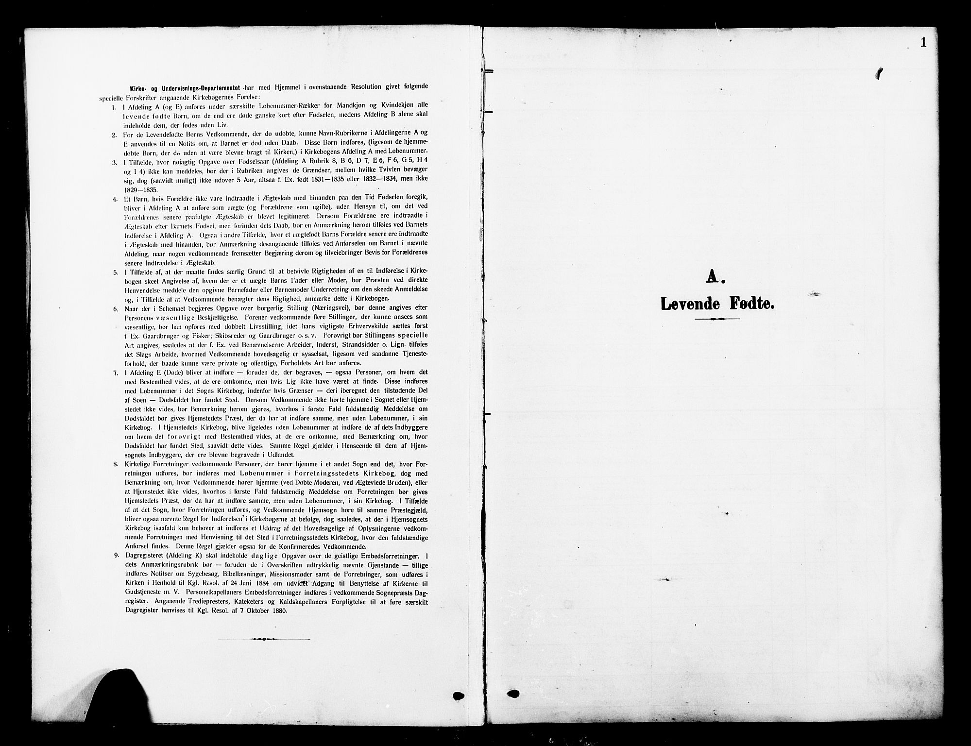 SAT, Ministerialprotokoller, klokkerbøker og fødselsregistre - Sør-Trøndelag, 681/L0942: Klokkerbok nr. 681C06, 1906-1925, s. 1