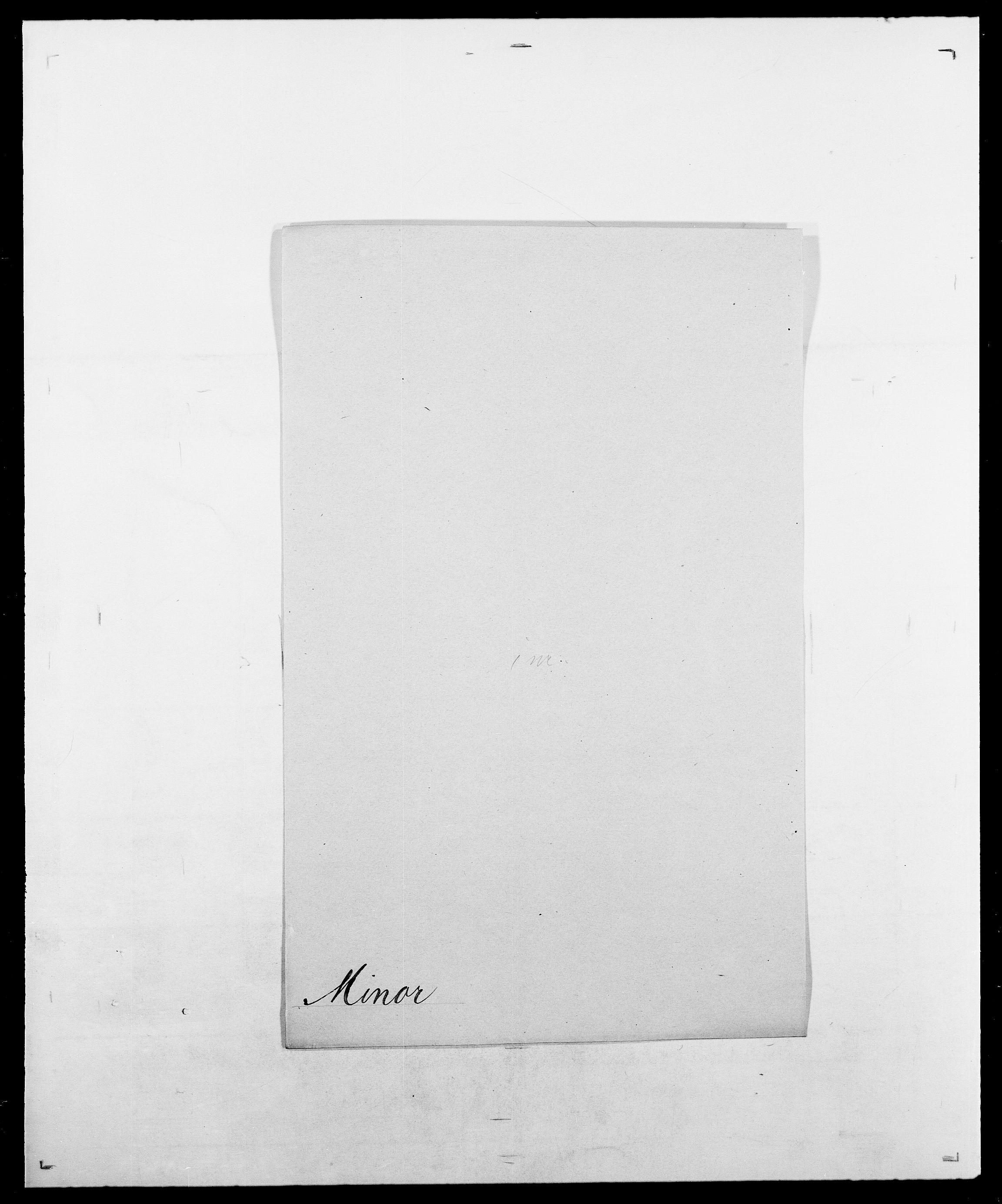 SAO, Delgobe, Charles Antoine - samling, D/Da/L0026: Mechelby - Montoppidan, s. 593