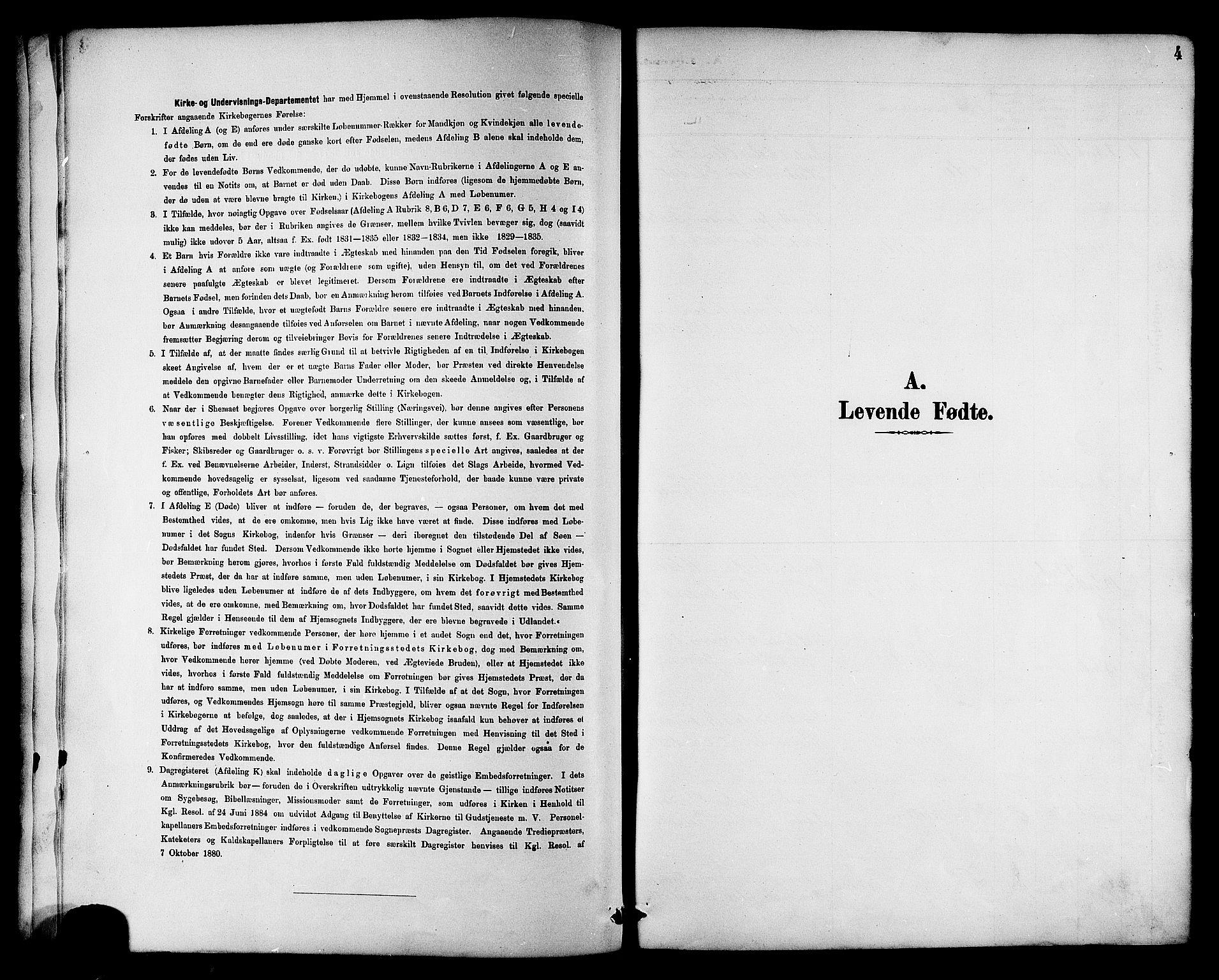 SAT, Ministerialprotokoller, klokkerbøker og fødselsregistre - Sør-Trøndelag, 695/L1157: Klokkerbok nr. 695C08, 1889-1913, s. 4