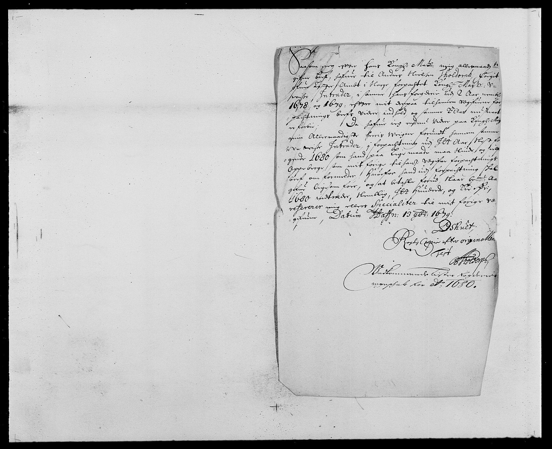 RA, Rentekammeret inntil 1814, Reviderte regnskaper, Fogderegnskap, R41/L2531: Fogderegnskap Lista, 1680-1682, s. 62