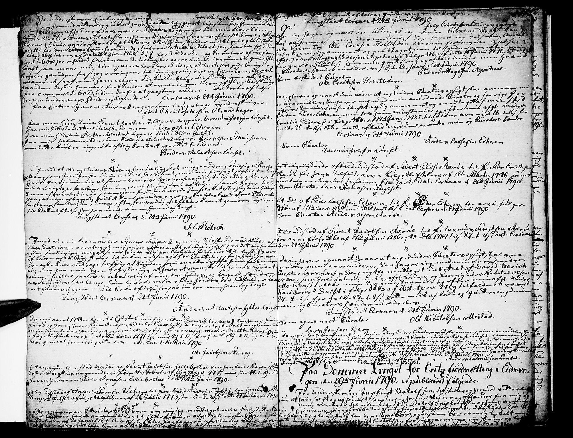 SAT, Romsdal sorenskriveri, 2/2C/L0004: Pantebok nr. 4, 1769-1790, s. 441
