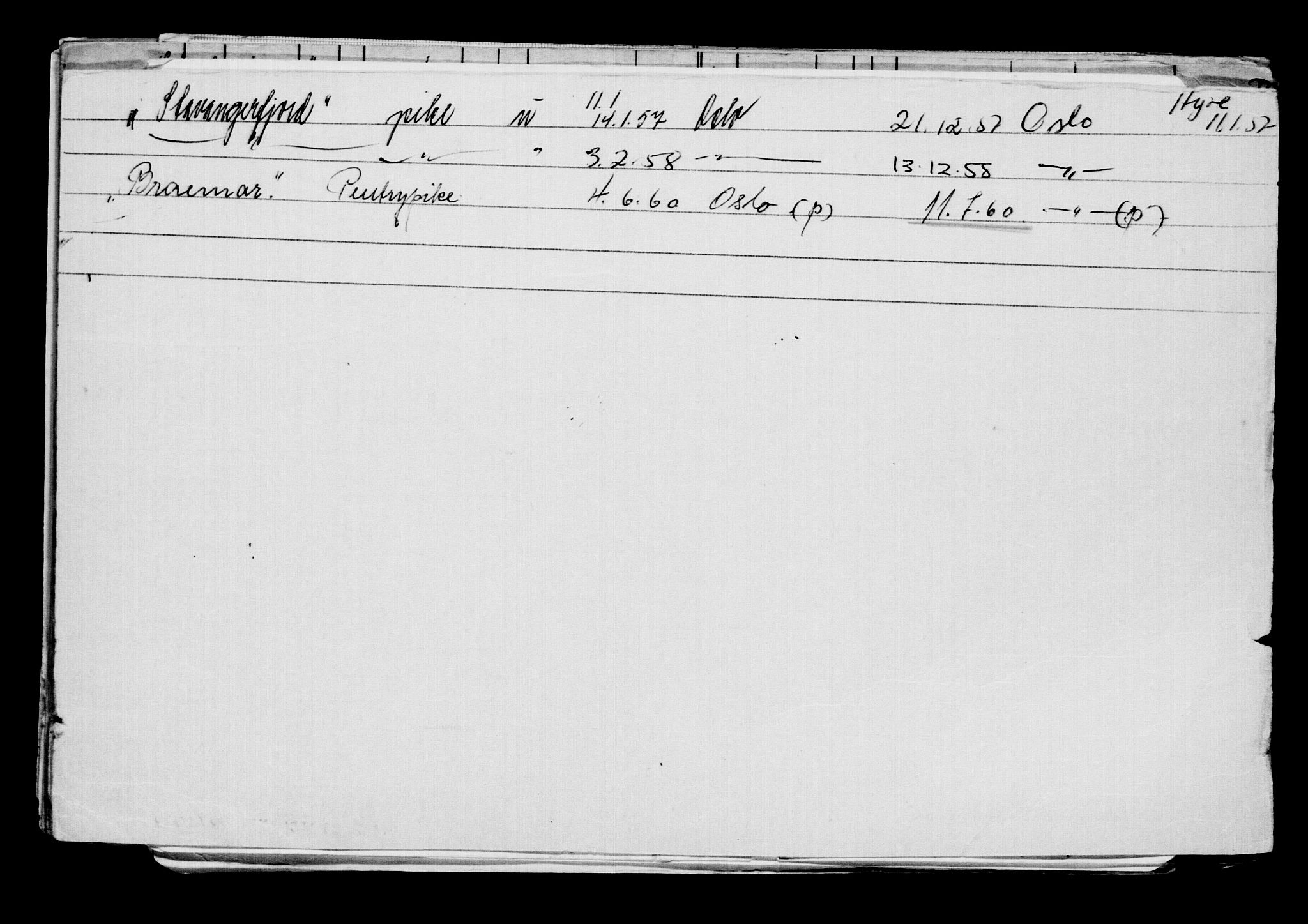 RA, Direktoratet for sjømenn, G/Gb/L0021: Hovedkort, 1896, s. 2