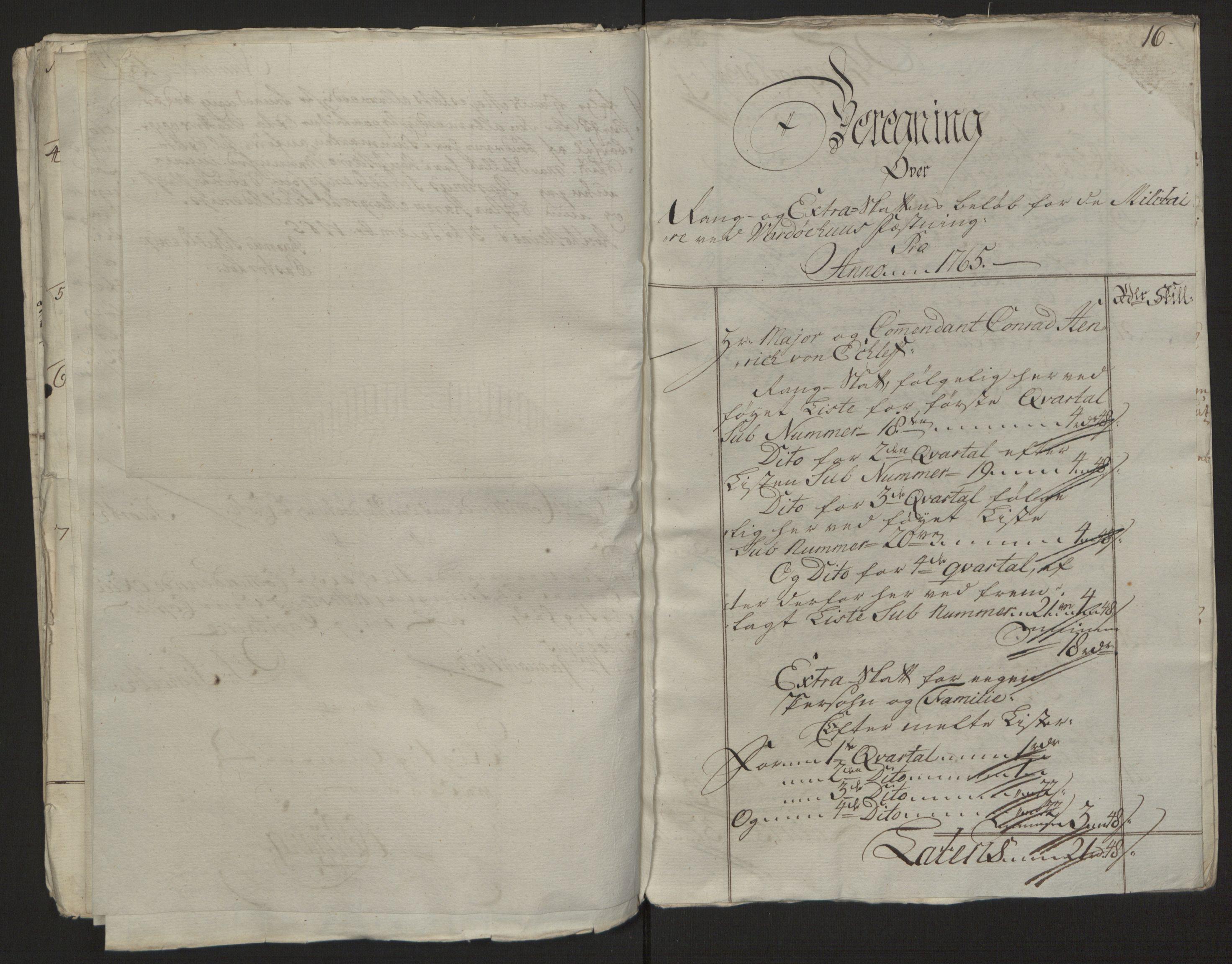 RA, Rentekammeret inntil 1814, Reviderte regnskaper, Fogderegnskap, R69/L4910: Ekstraskatten  Finnmark/Vardøhus, 1762-1772, s. 158