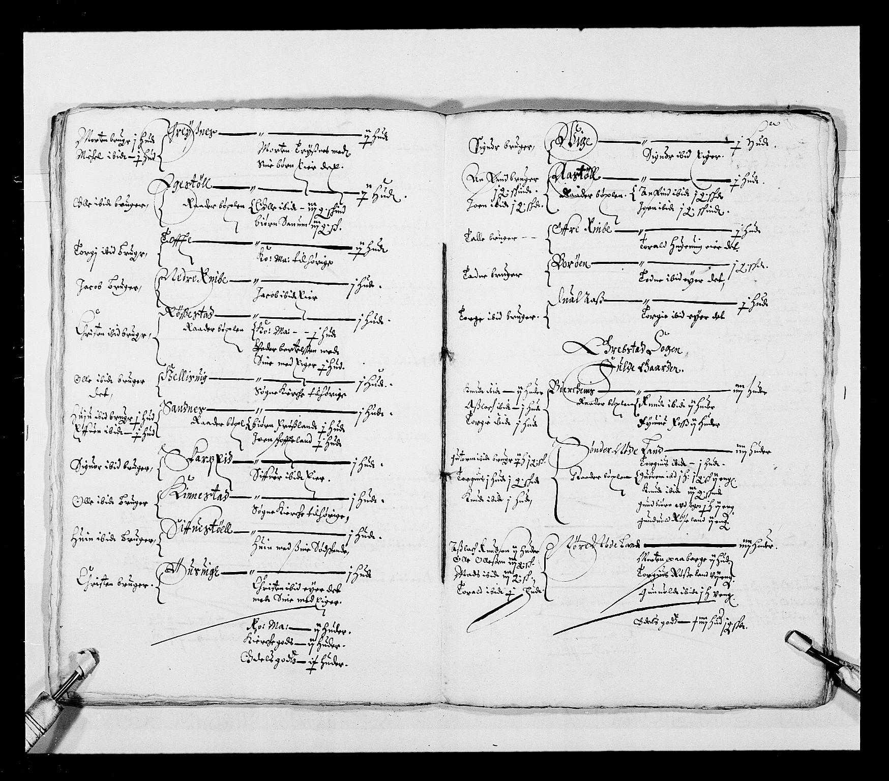 RA, Stattholderembetet 1572-1771, Ek/L0023: Jordebøker 1633-1658:, 1648-1649, s. 69