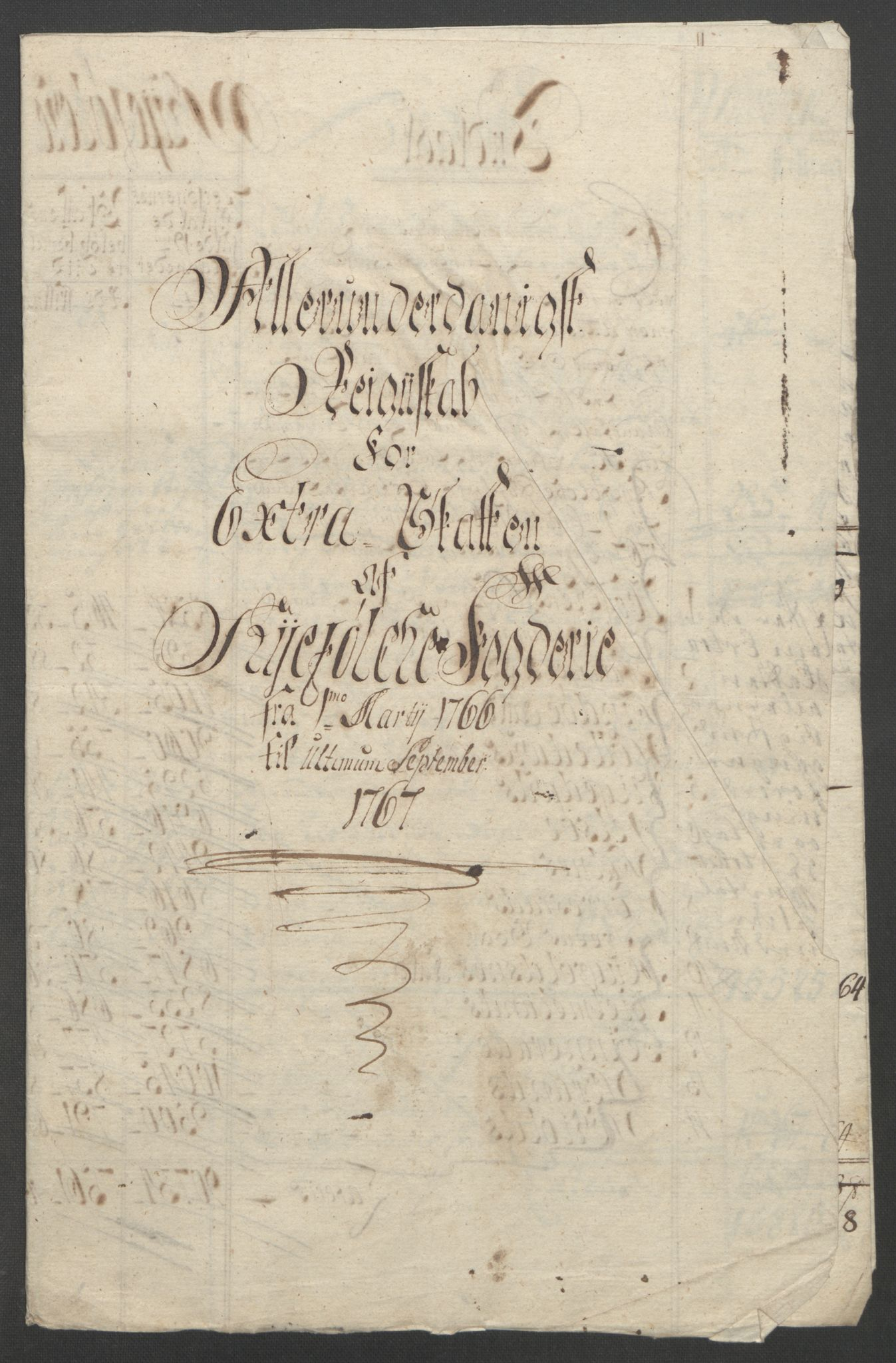 RA, Rentekammeret inntil 1814, Reviderte regnskaper, Fogderegnskap, R47/L2972: Ekstraskatten Ryfylke, 1762-1780, s. 69