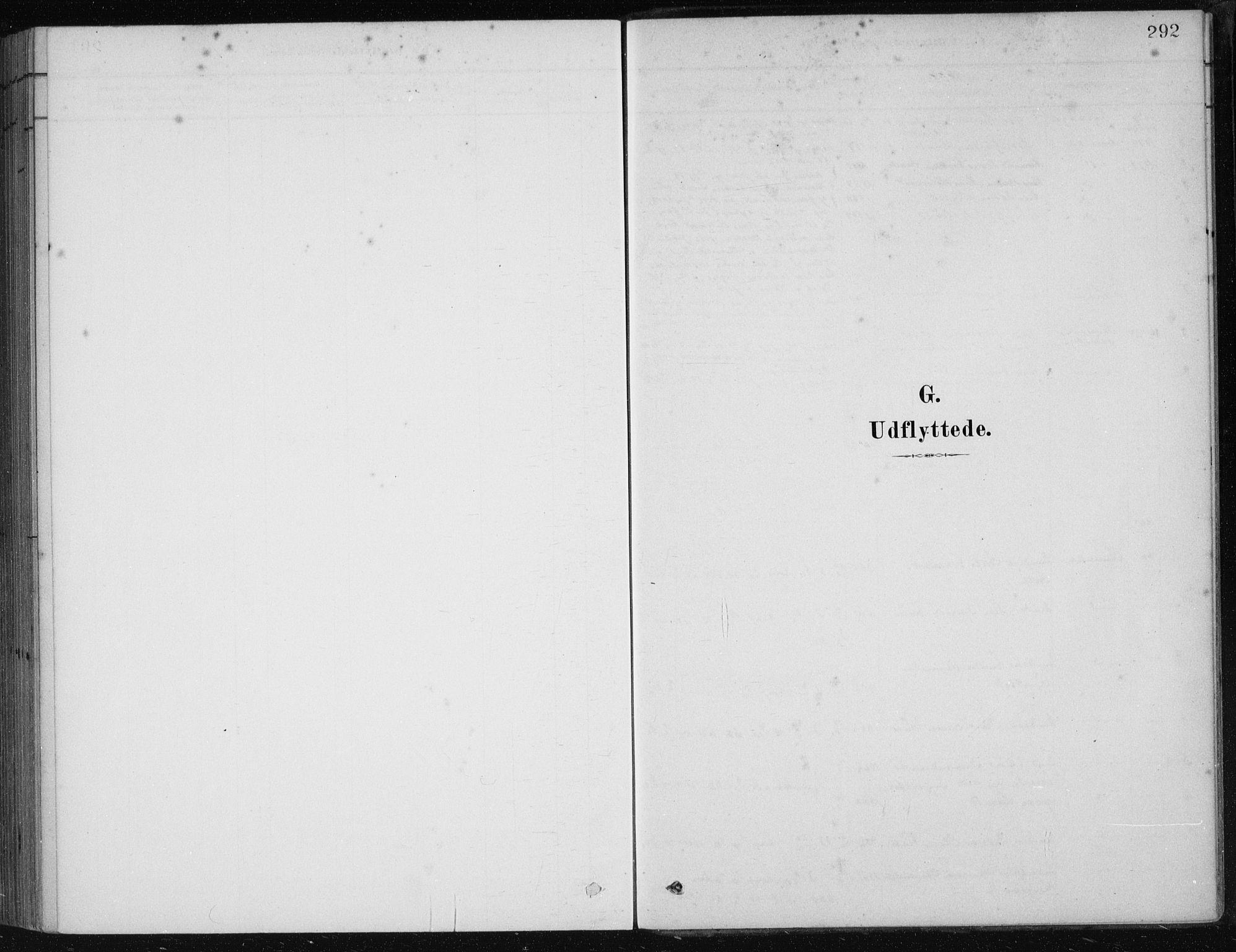SAB, Etne Sokneprestembete, H/Haa: Ministerialbok nr. D  1, 1879-1919, s. 292
