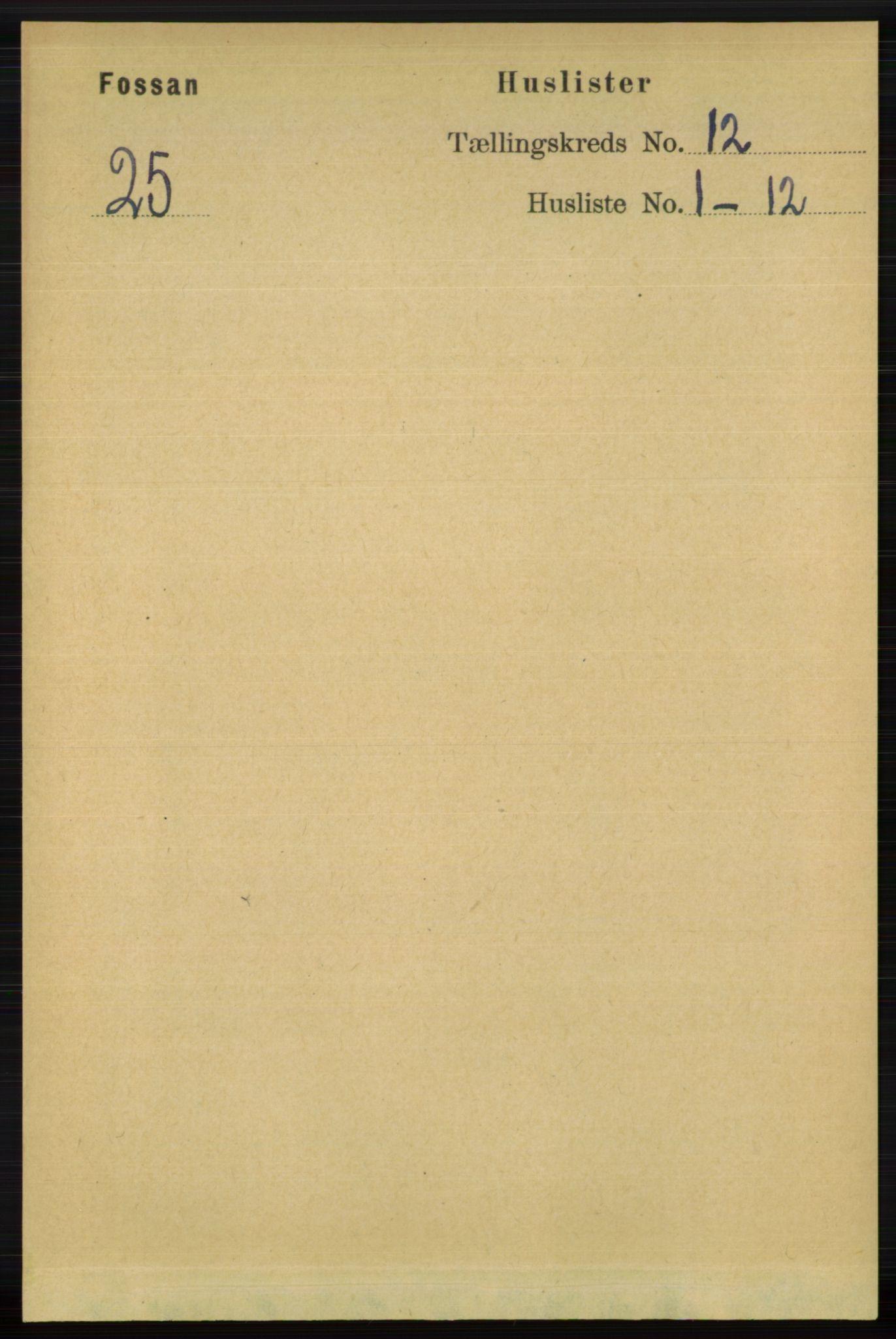 RA, Folketelling 1891 for 1129 Forsand herred, 1891, s. 1916
