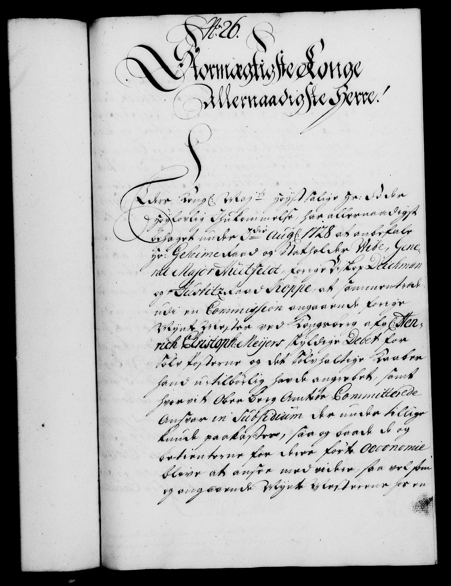RA, Rentekammeret, Kammerkanselliet, G/Gf/Gfa/L0014: Norsk relasjons- og resolusjonsprotokoll (merket RK 52.14), 1731, s. 147