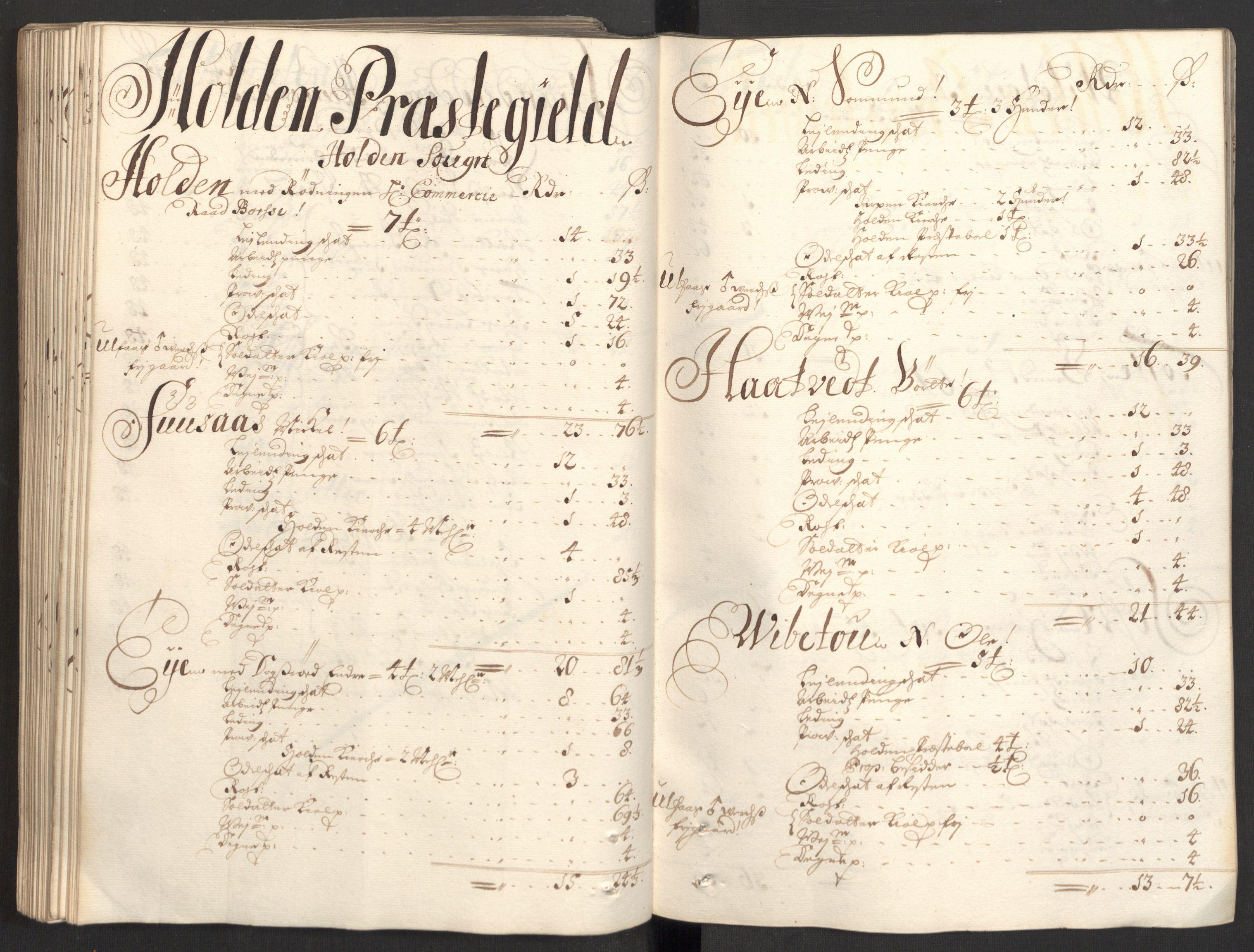 RA, Rentekammeret inntil 1814, Reviderte regnskaper, Fogderegnskap, R36/L2100: Fogderegnskap Øvre og Nedre Telemark og Bamble, 1699, s. 287
