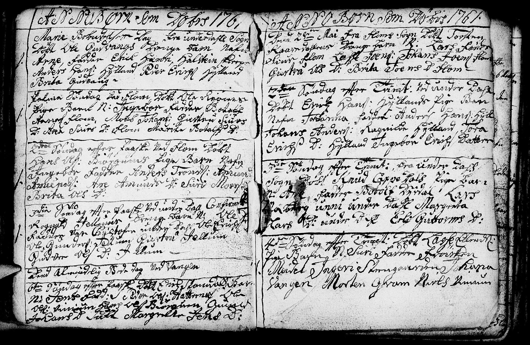 SAB, Aurland Sokneprestembete*, Ministerialbok nr. A 3, 1735-1761, s. 108
