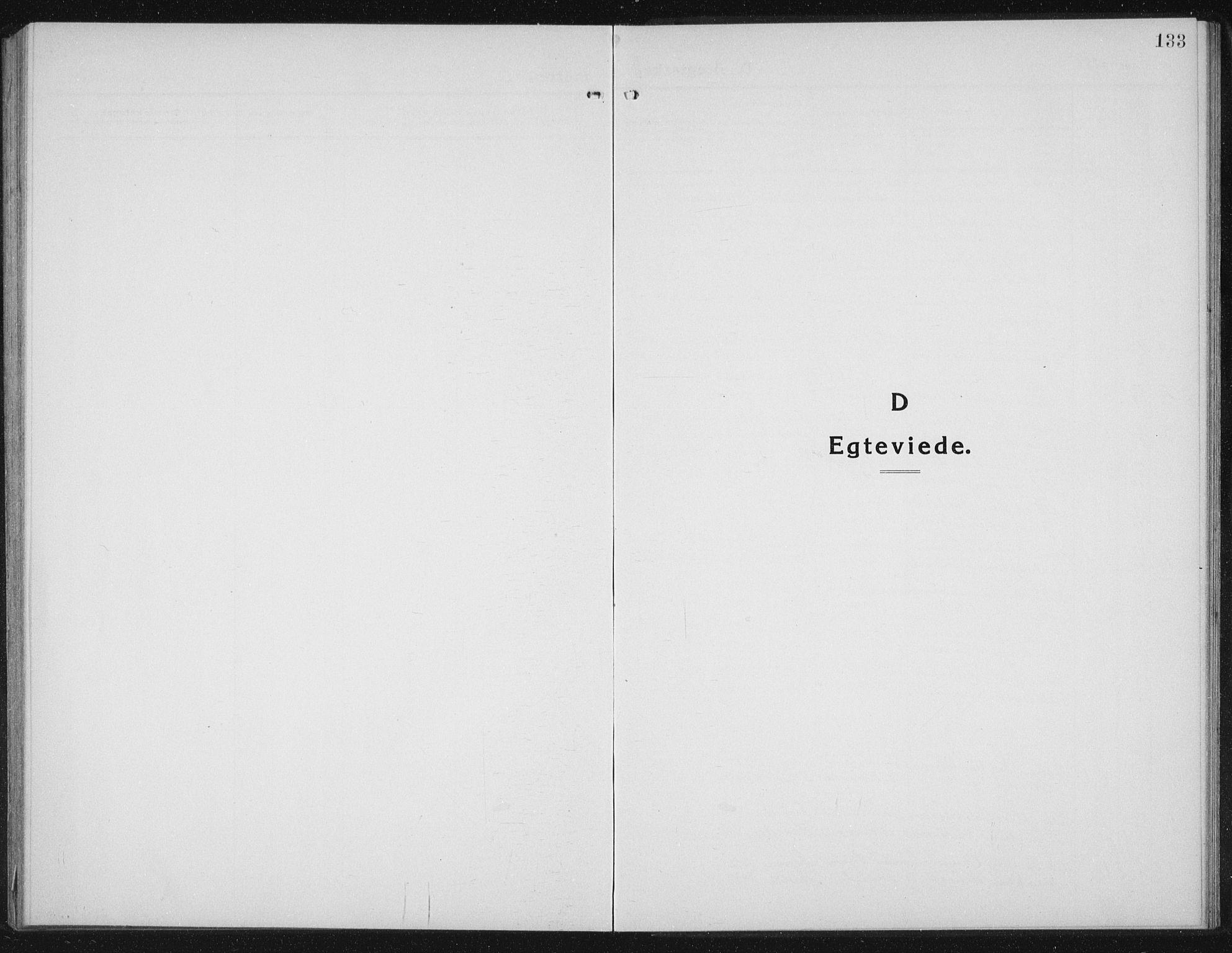 SAT, Ministerialprotokoller, klokkerbøker og fødselsregistre - Sør-Trøndelag, 655/L0689: Klokkerbok nr. 655C05, 1922-1936, s. 133