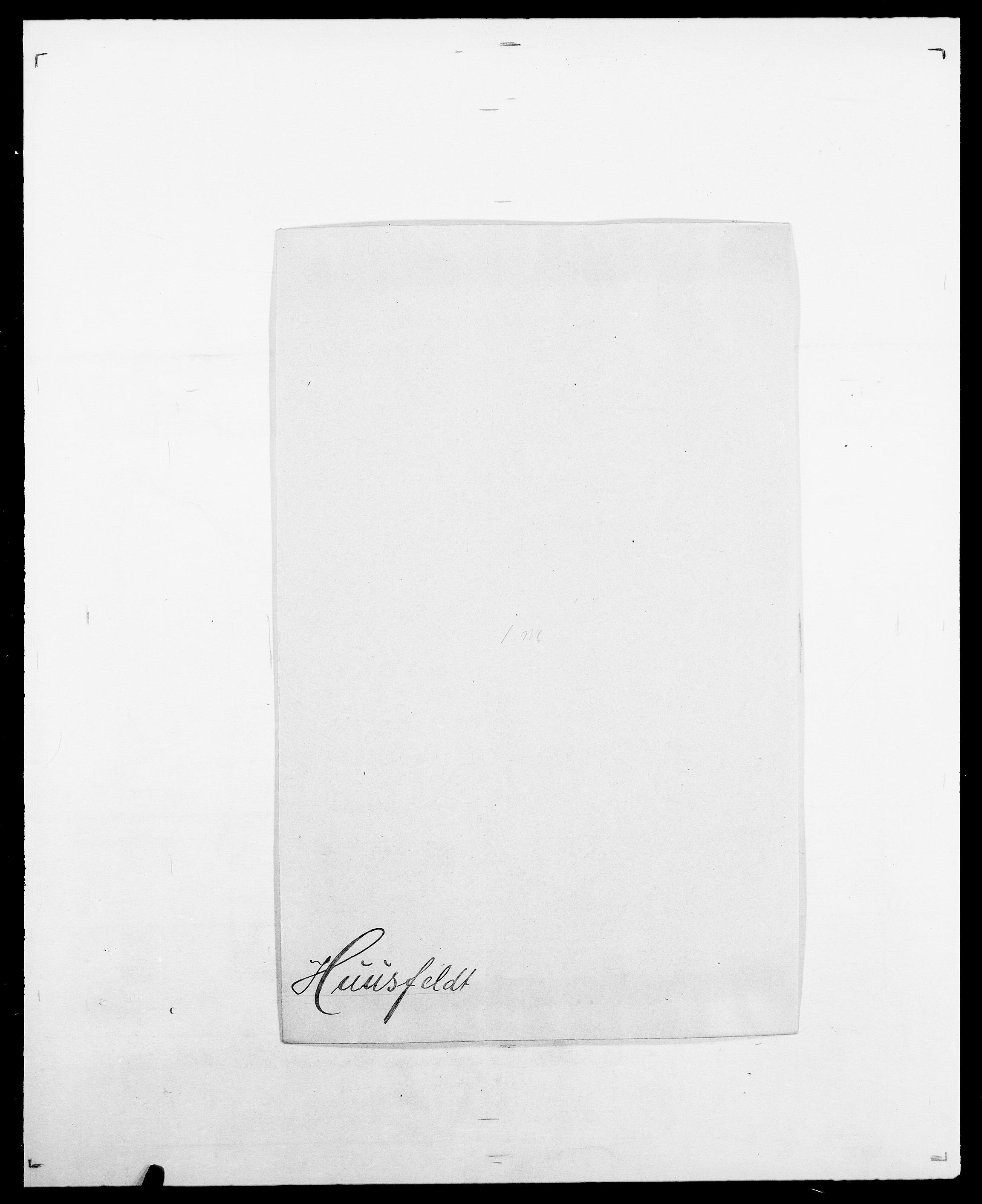 SAO, Delgobe, Charles Antoine - samling, D/Da/L0019: van der Hude - Joys, s. 106