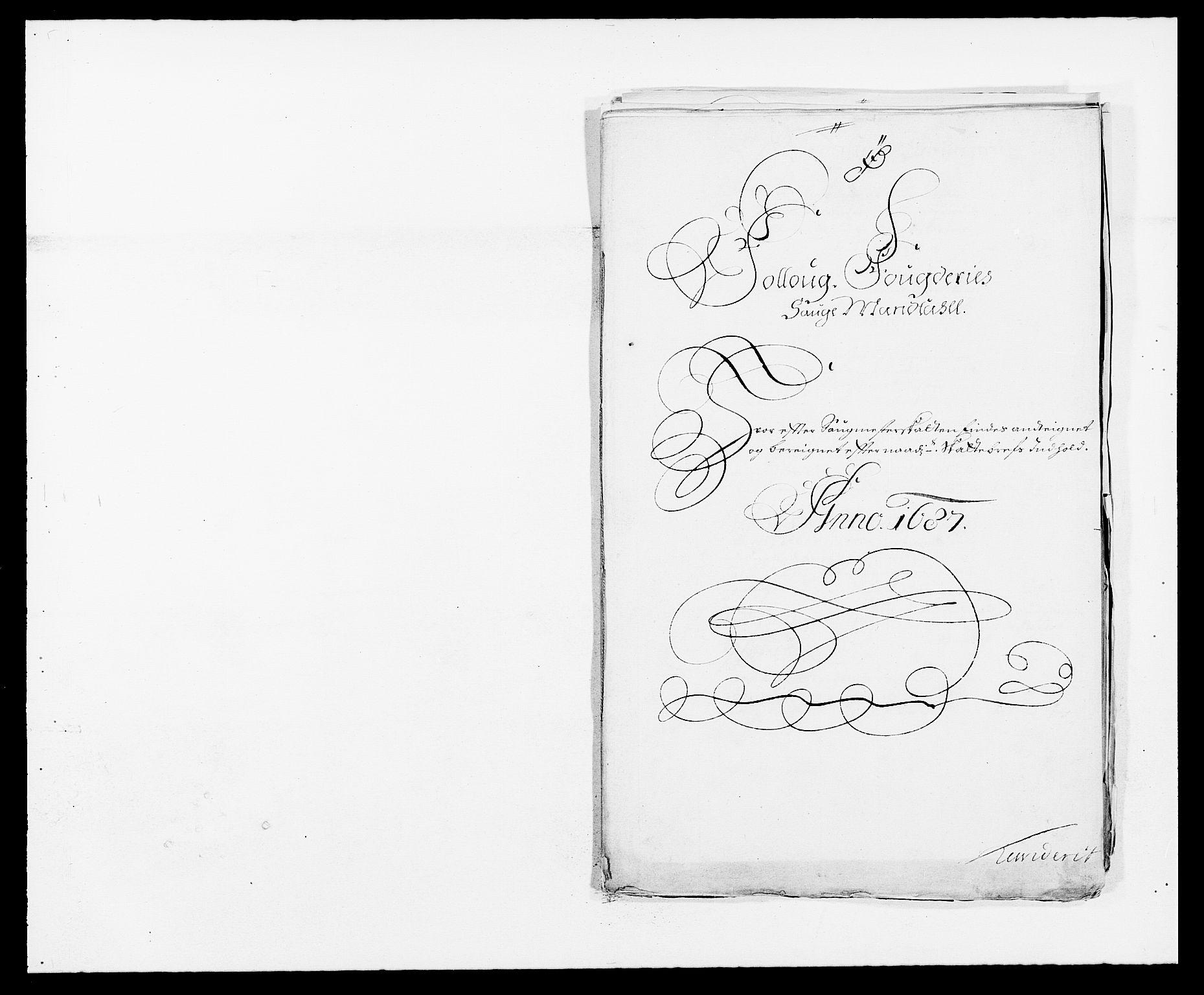 RA, Rentekammeret inntil 1814, Reviderte regnskaper, Fogderegnskap, R09/L0434: Fogderegnskap Follo, 1687-1688, s. 156