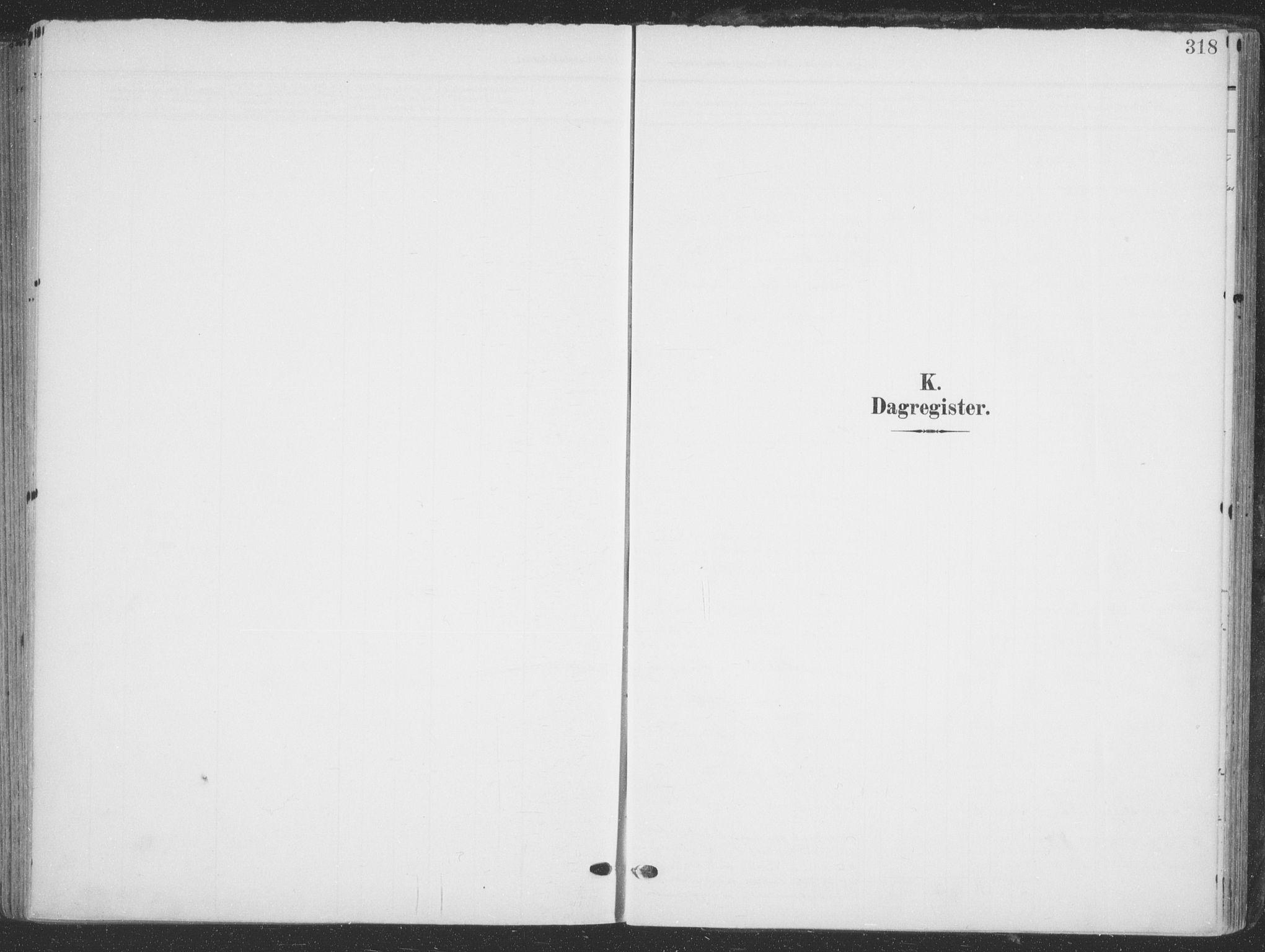SATØ, Tana sokneprestkontor, H/Ha/L0007kirke: Ministerialbok nr. 7, 1904-1918, s. 318